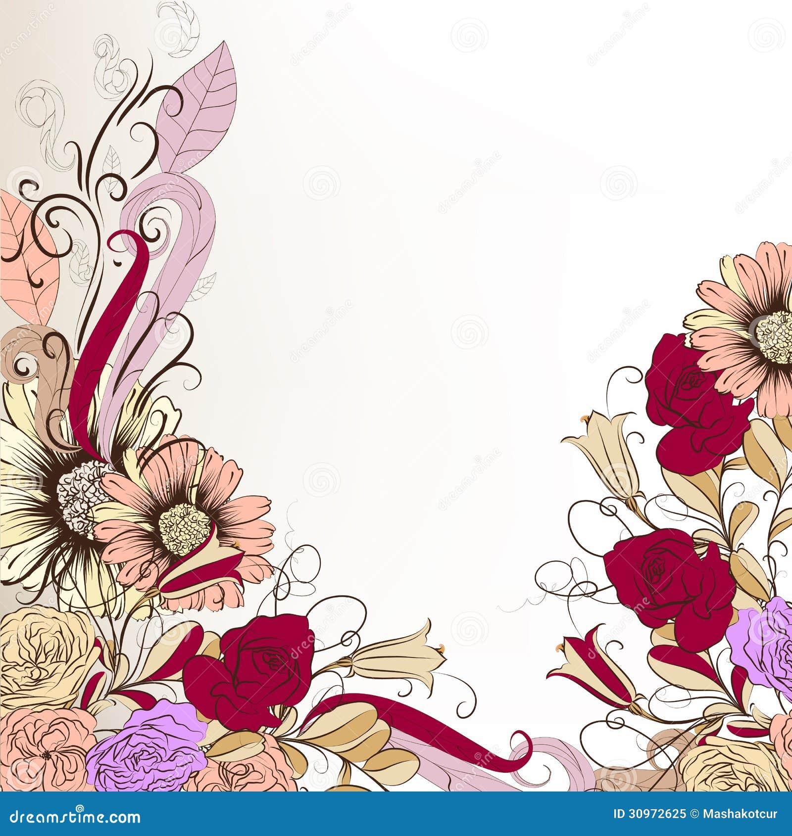 Descargar Imagenes De Flores Para Dibujar A Color