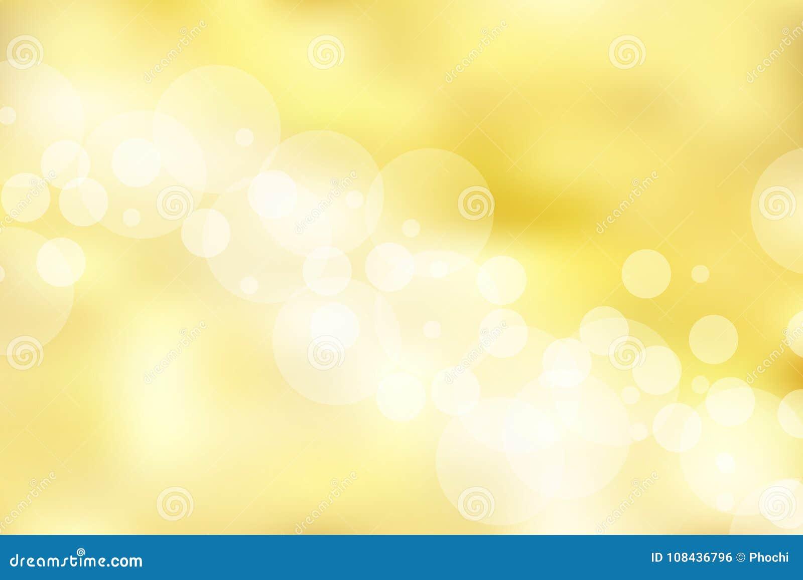 Fondo e struttura dell oro con bokeh elegante, brillante, di lusso,
