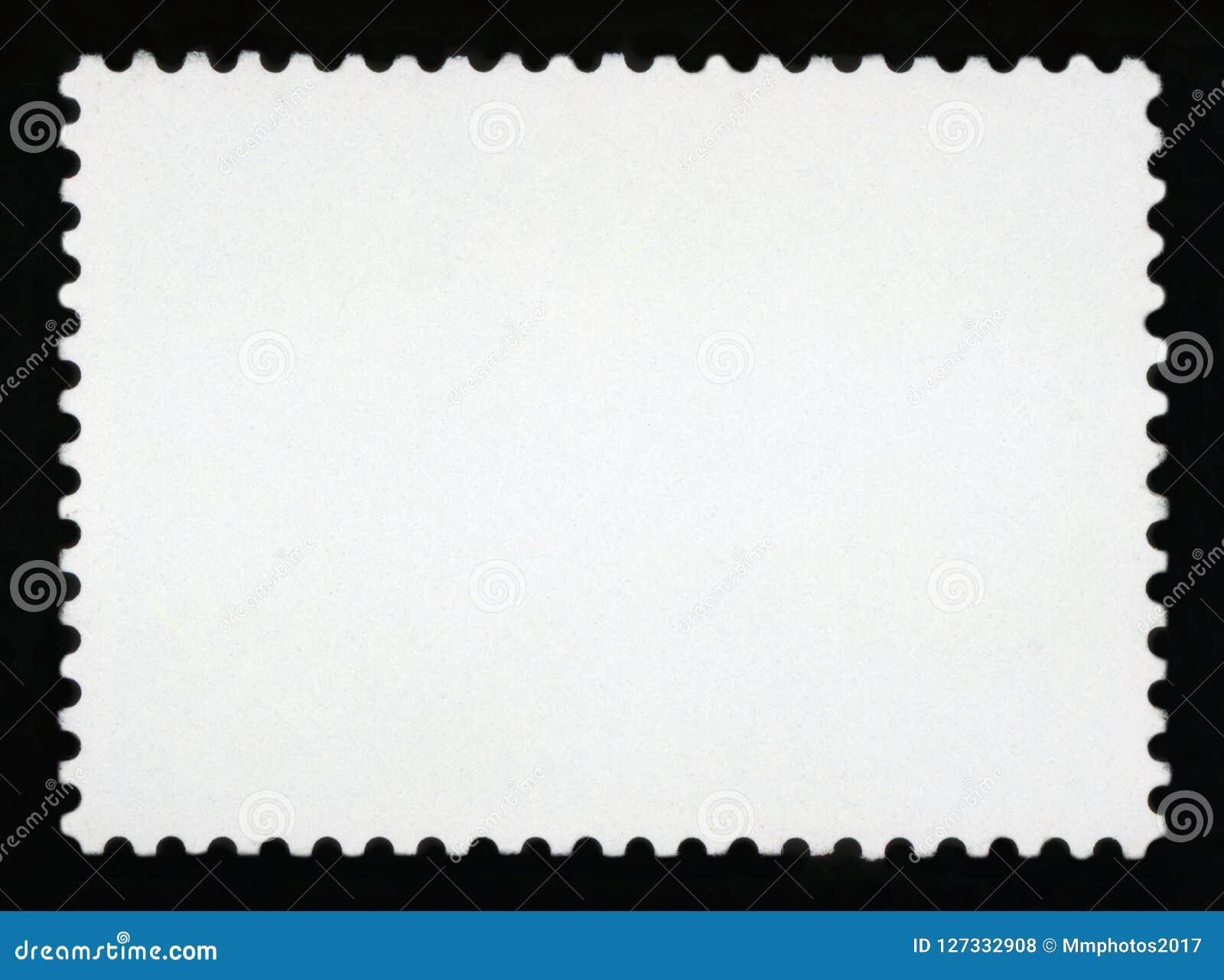 Fondo en blanco del sello