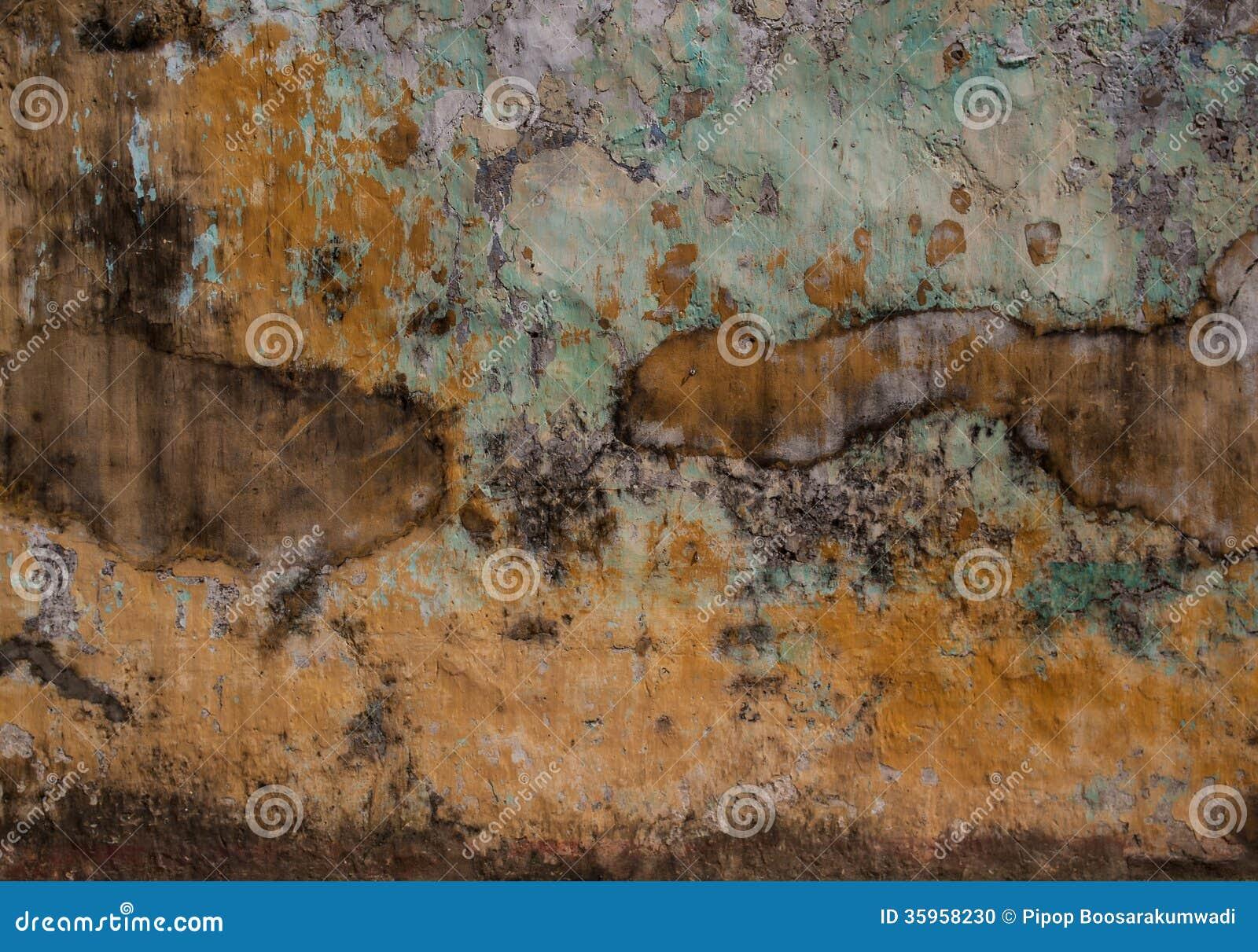 Fondo, extracto o textura de la pared.