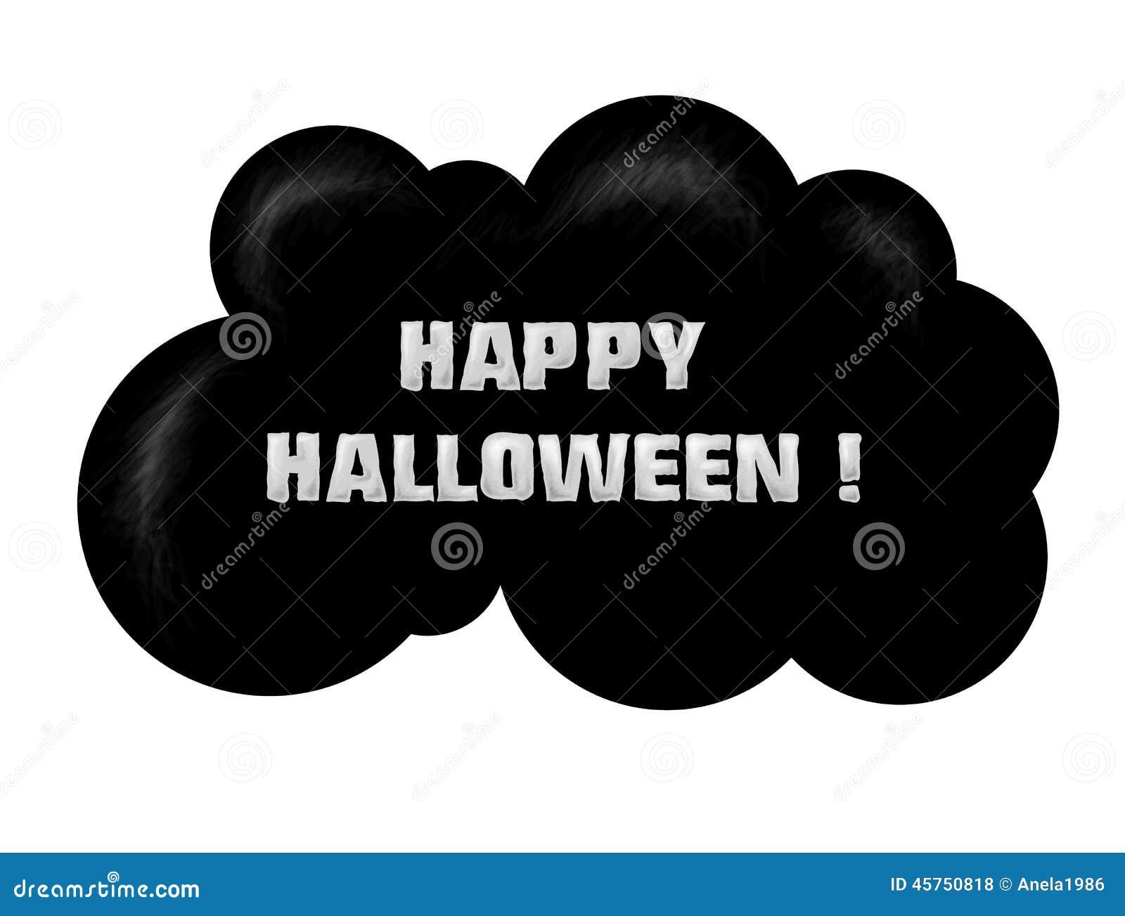 Fondo felice di Halloween