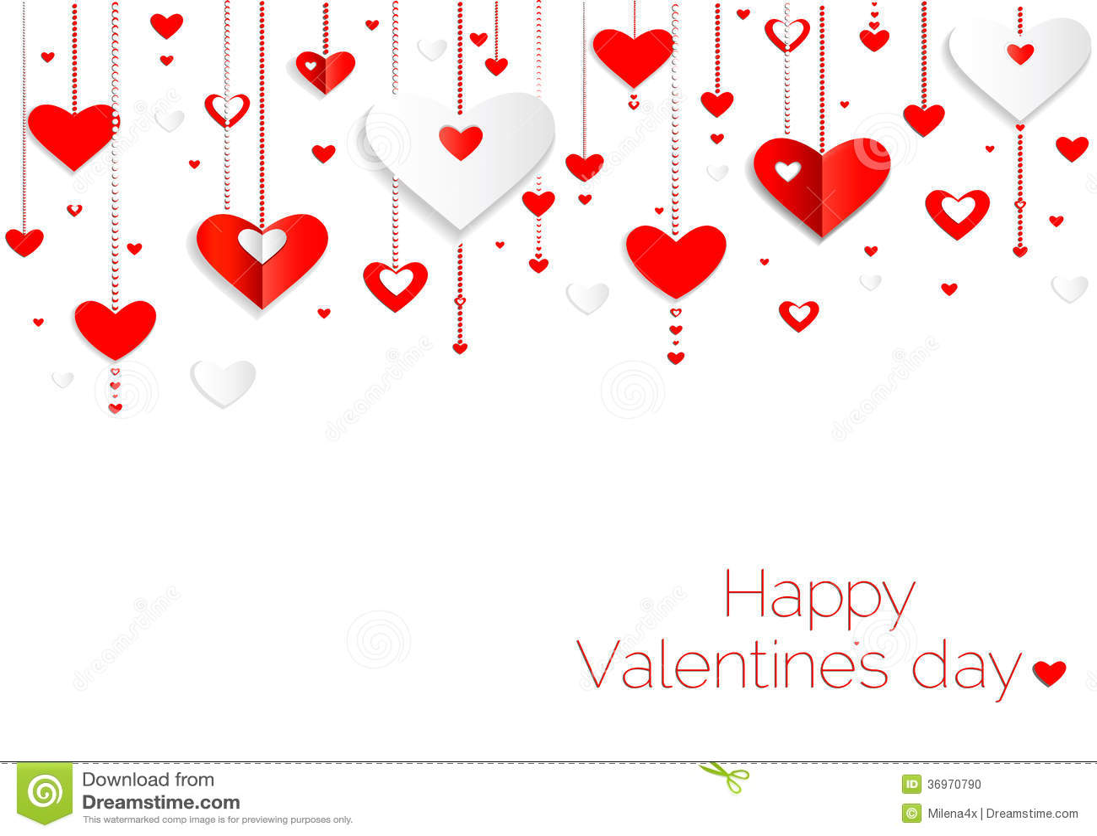Fondo feliz del d a de tarjetas del d a de san valent n - Postales dia de san valentin ...