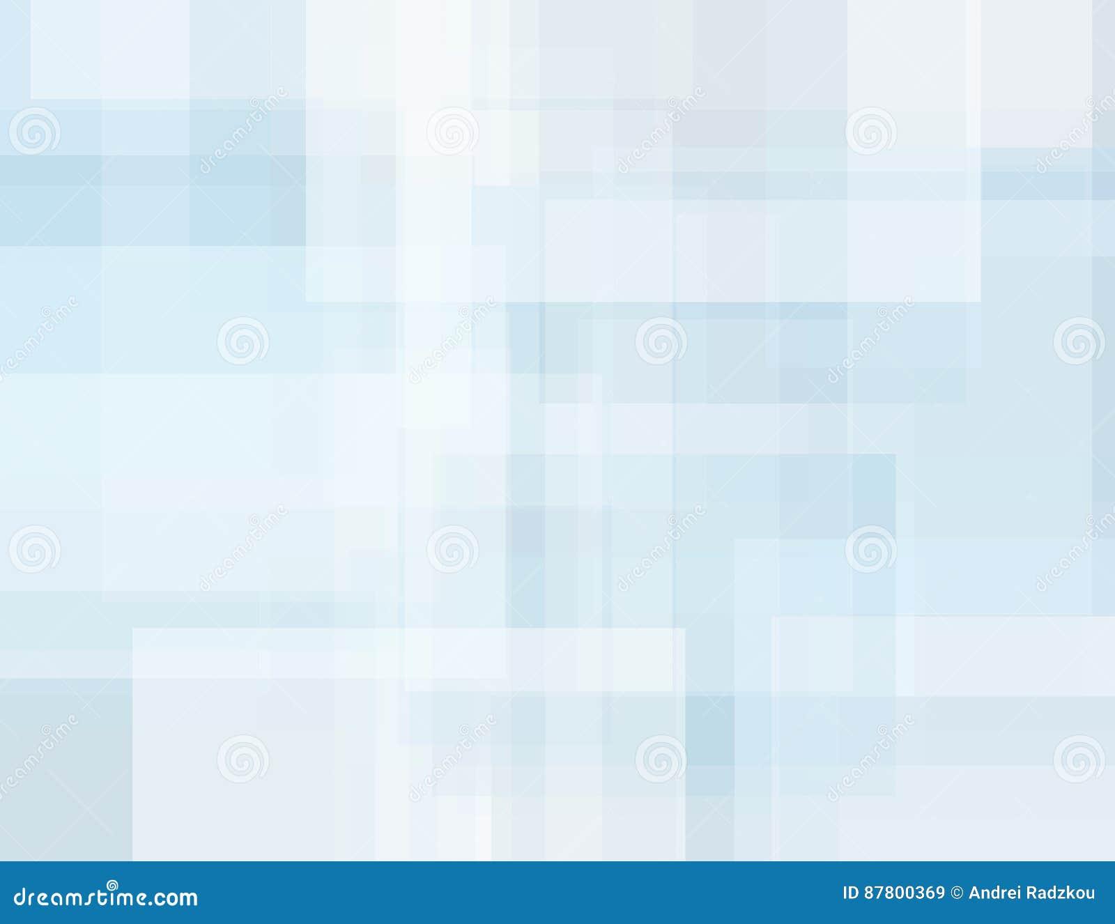 Fondo Geométrico Abstracto Del Gris Azul Con Rectángulos