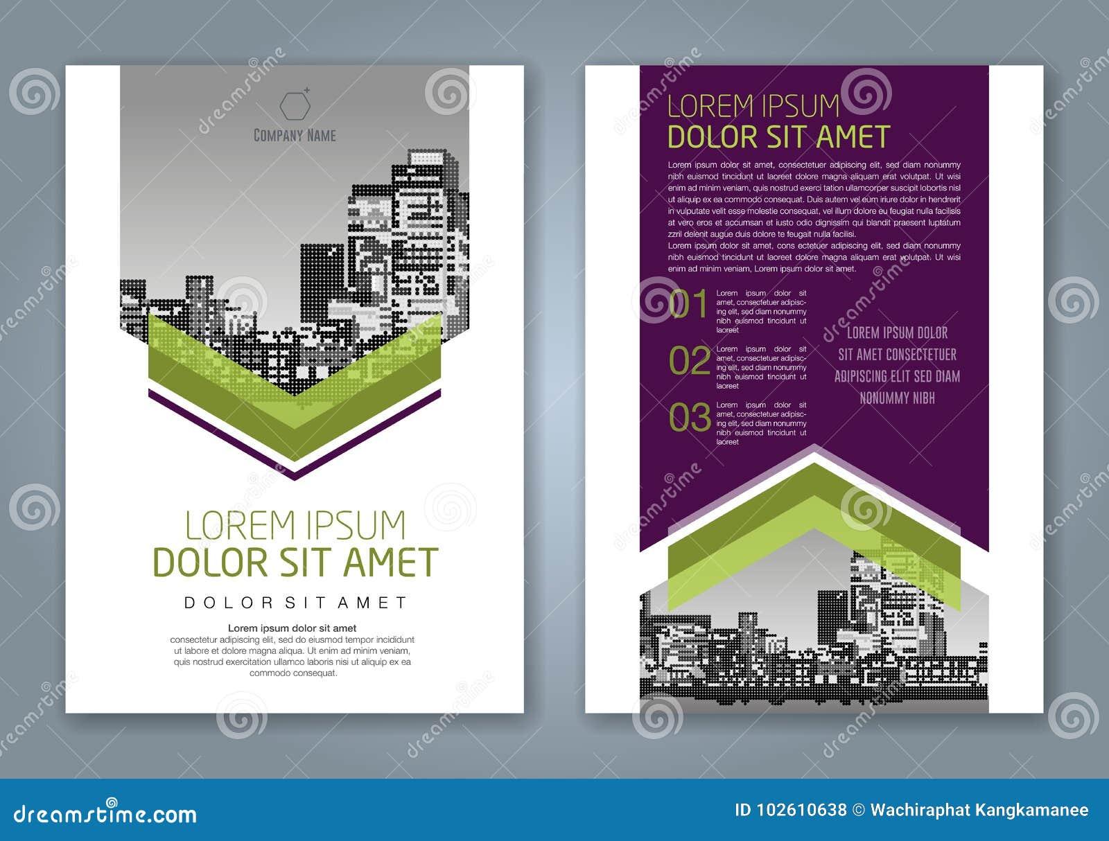 Fondo geométrico mínimo abstracto del diseño del polígono de las formas para la cubierta de libro de informe anual del negocio