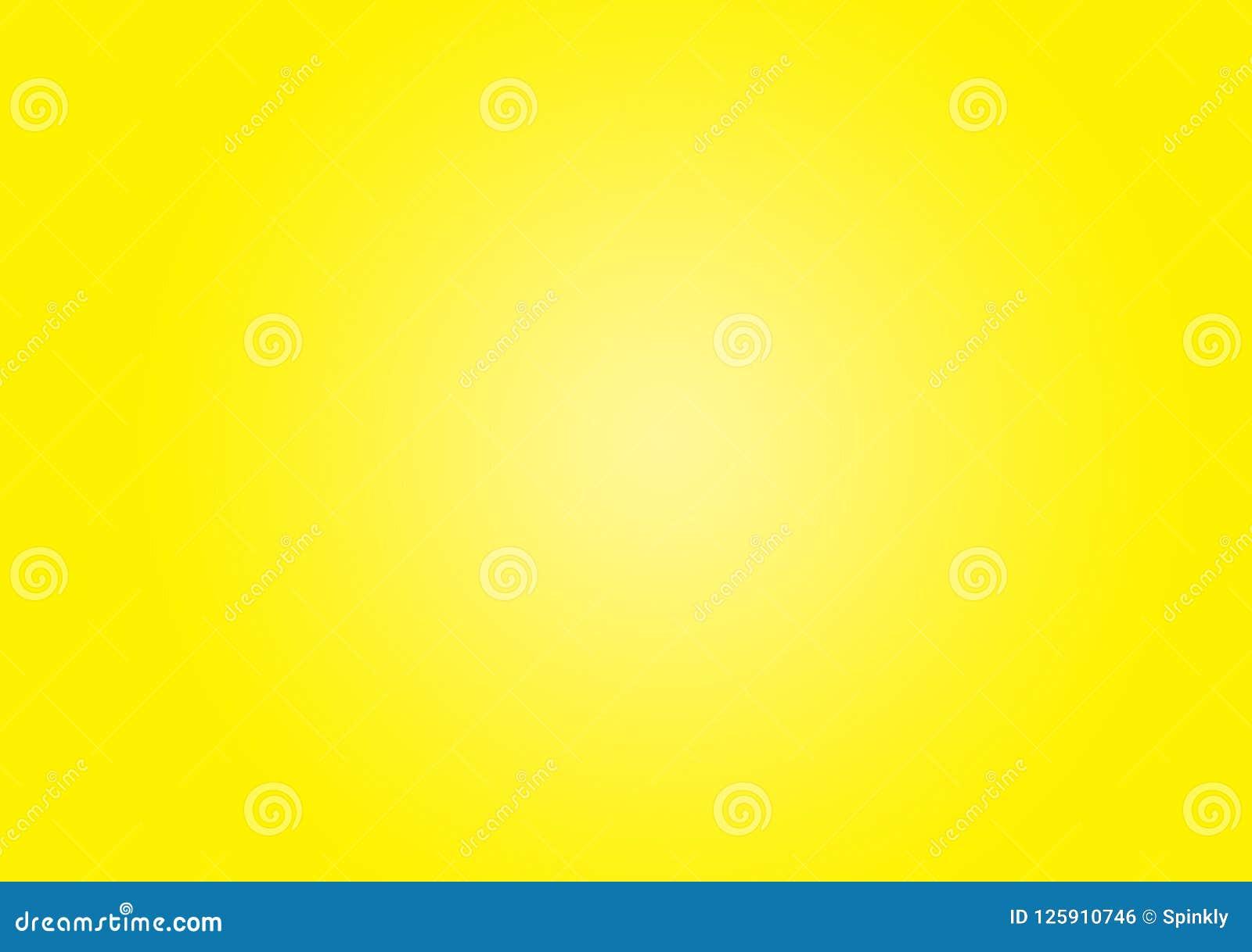 Fondo giallo della pianura di pendenza