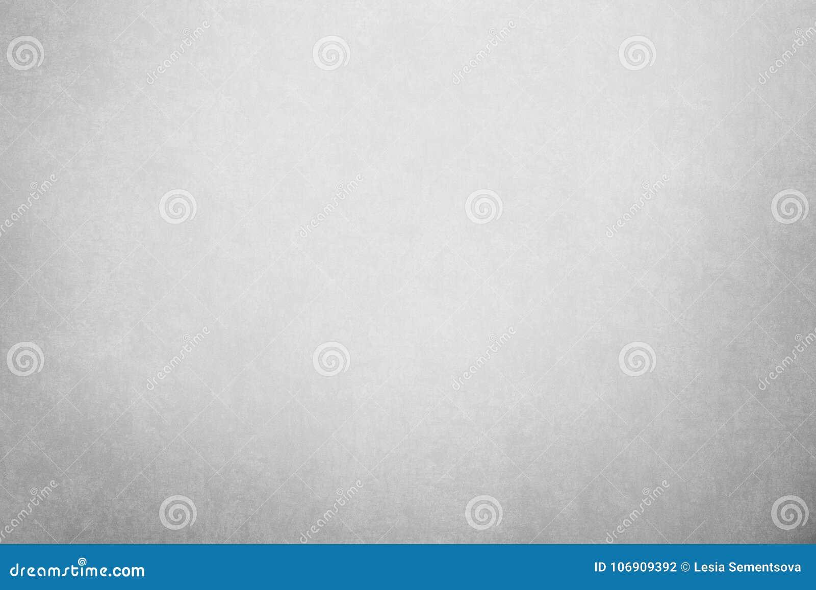 Fondo grigio dell estratto di pendenza Copi lo spazio per il vostro testo o pubblicità promozionale Parete grigia in bianco Zona