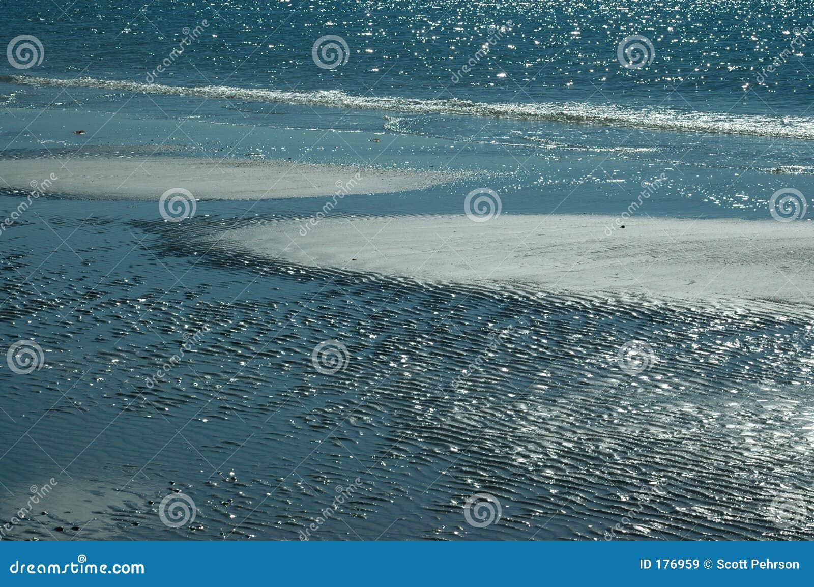 Fondo II de la playa