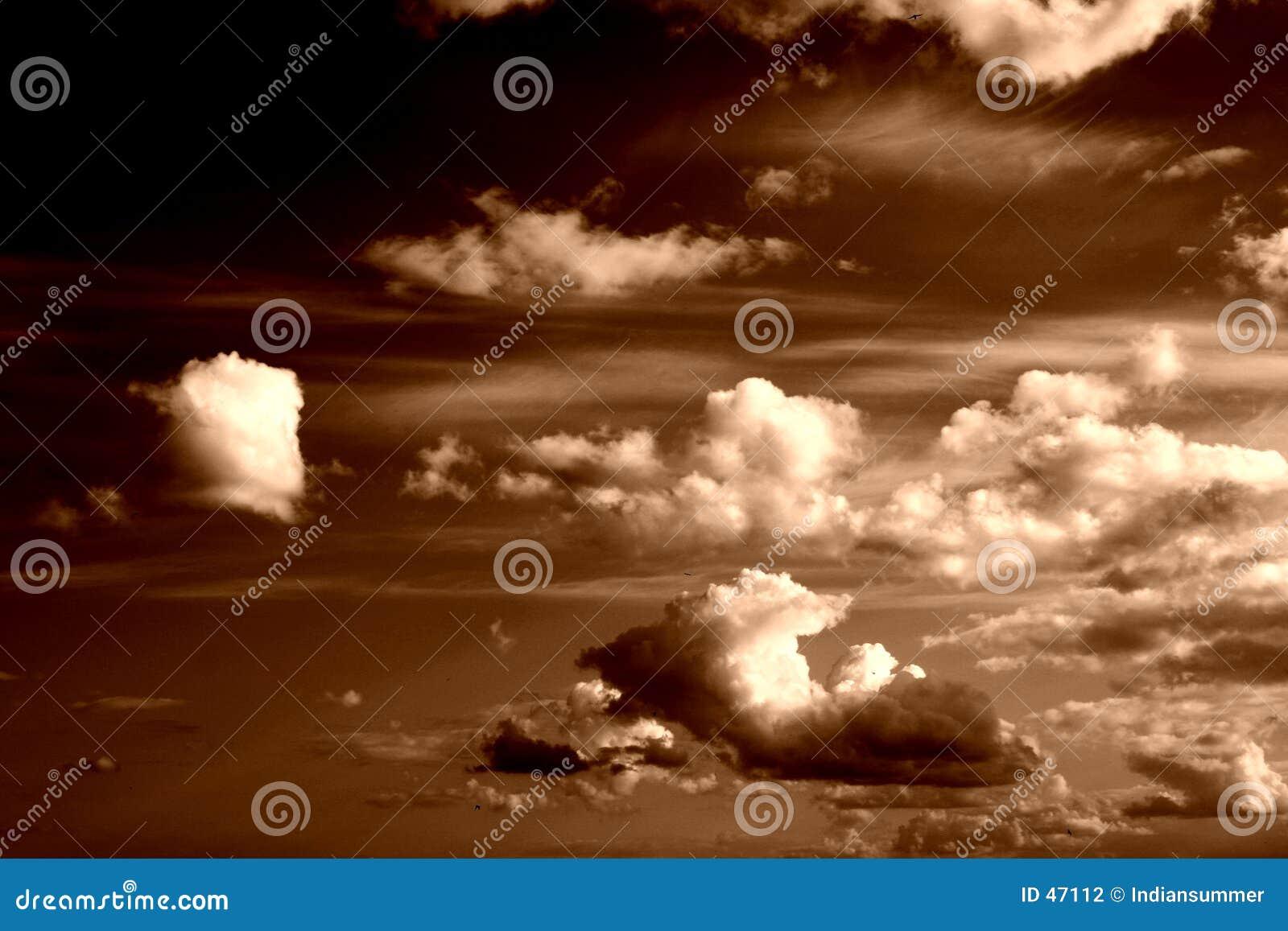 Fondo II del cielo