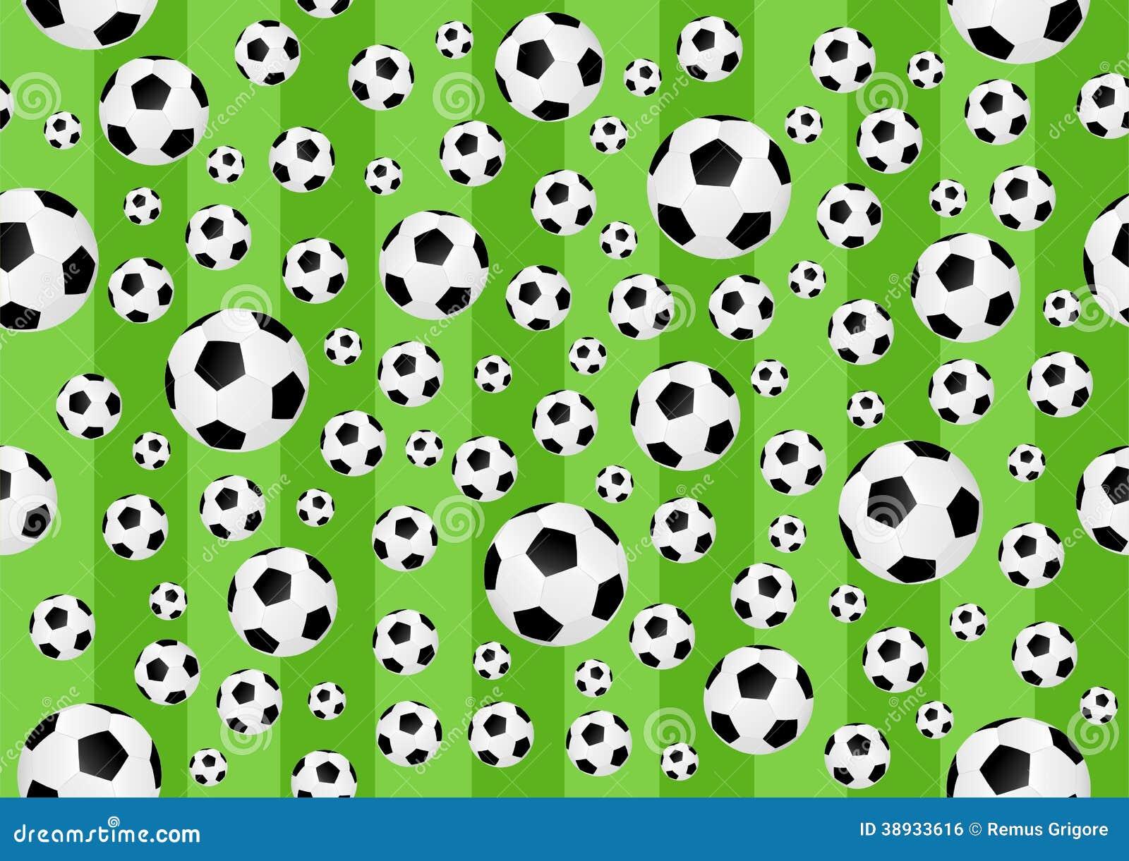 Fondo inconsútil del fútbol