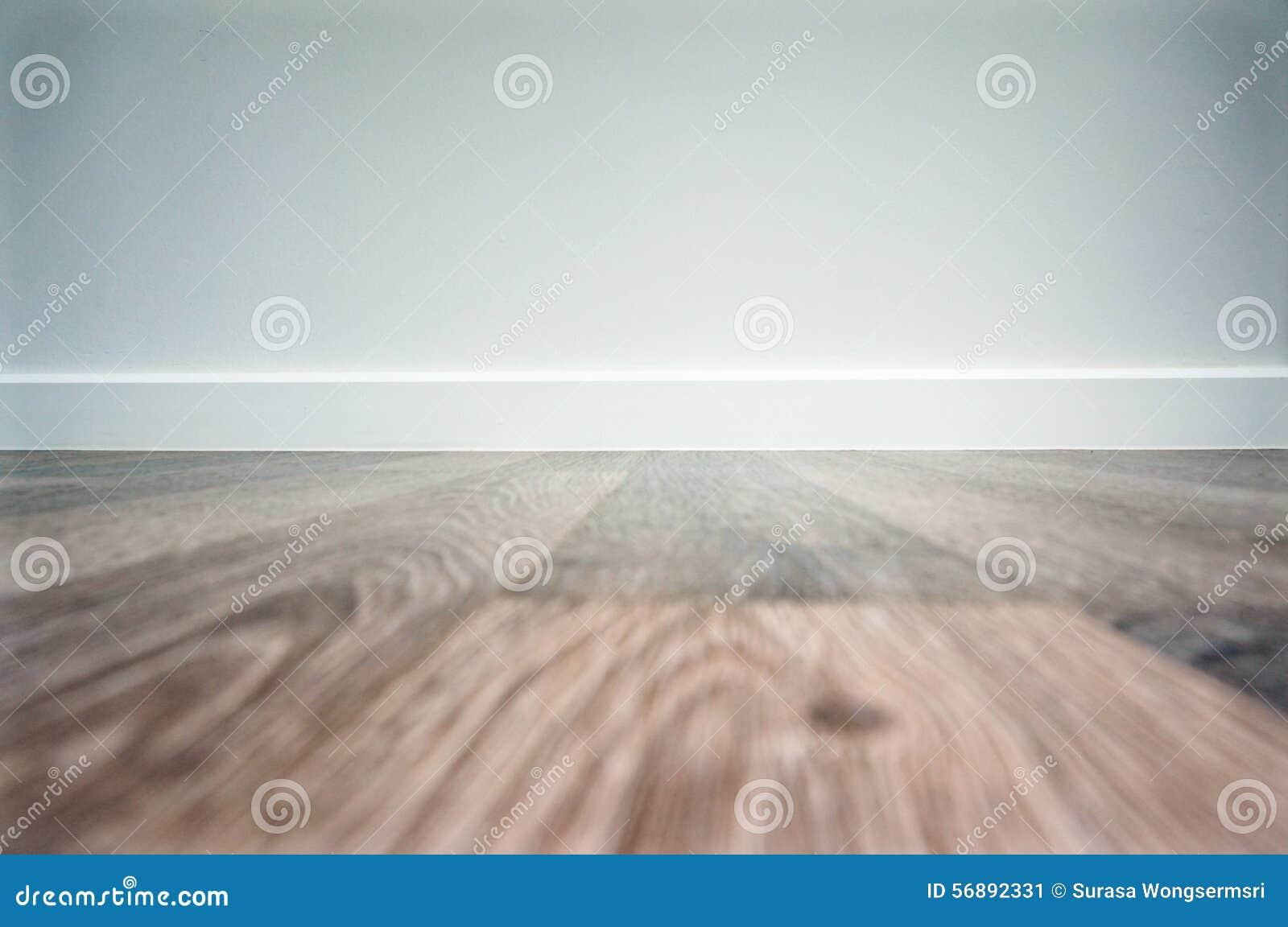 Fondo laminato in bianco del pavimento