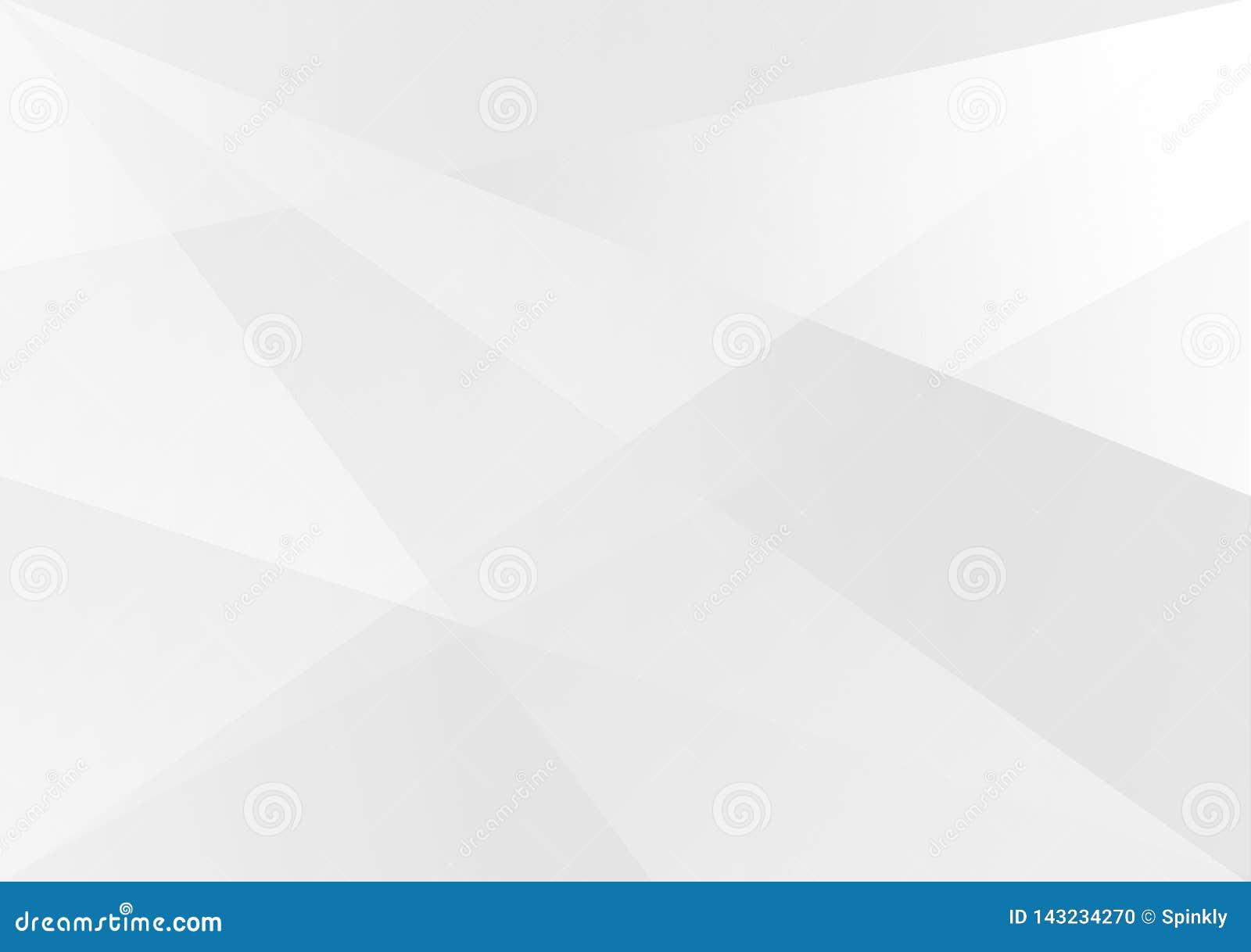Fondo lineare bianco di pendenza del fondo di forma