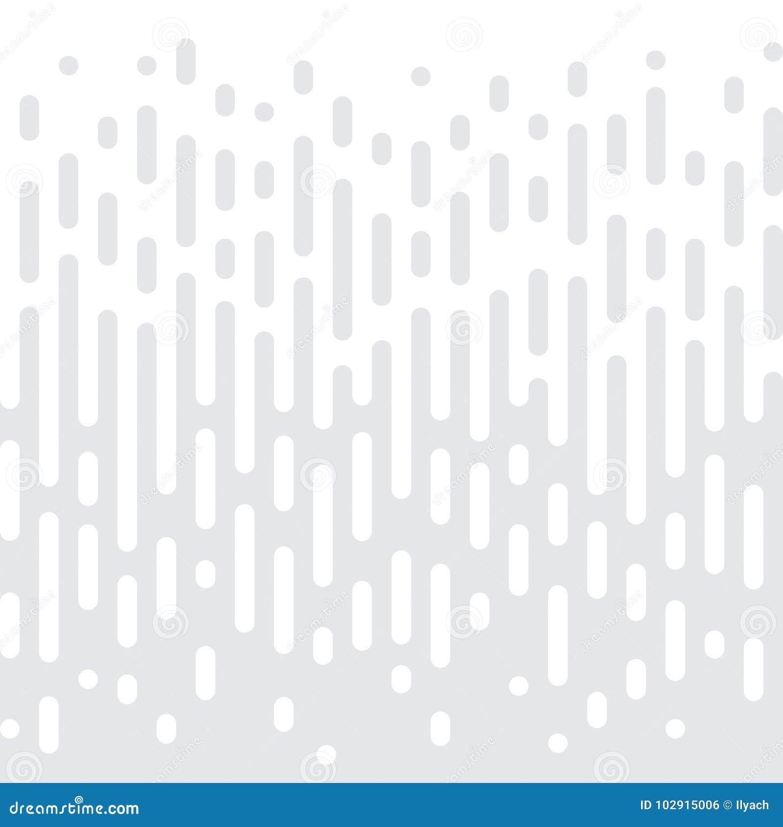 Fondo mínimo blanco de la textura de la pendiente del vector inconsútil de semitono geométrico abstracto del modelo