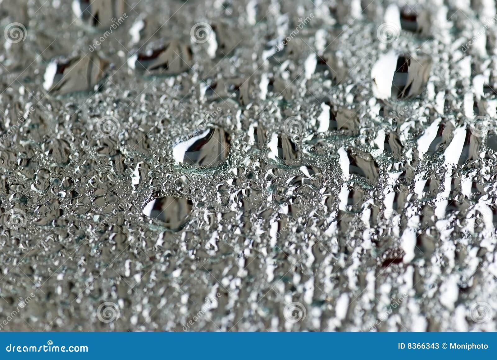 Fondo metálico de plata aplicado con brocha con BU plateados