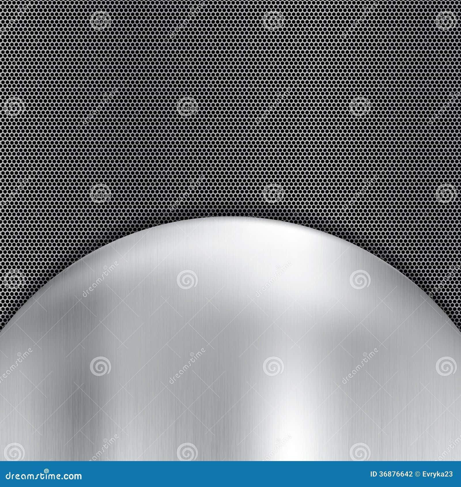 Download Fondo Metallico Astratto Di Griglia Illustrazione di Stock - Illustrazione di griglia, background: 36876642