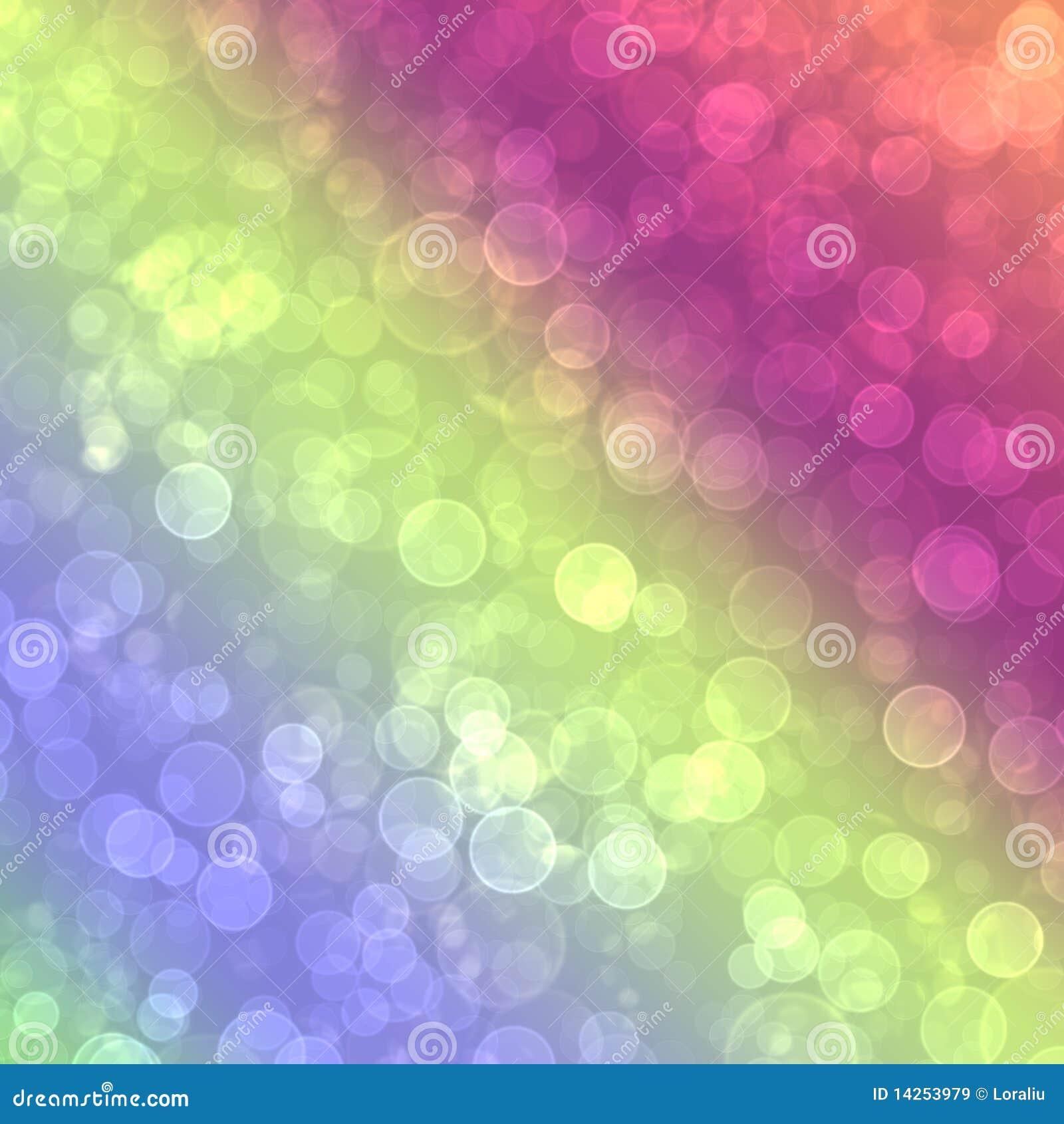 Fondo multicolor abstracto