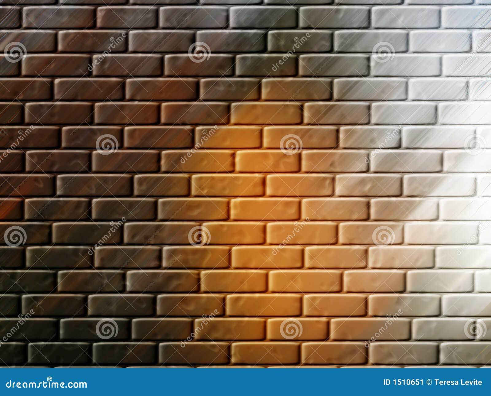 Fondo o papel pintado de la pared de ladrillo imagen de - Papel pared ladrillo ...