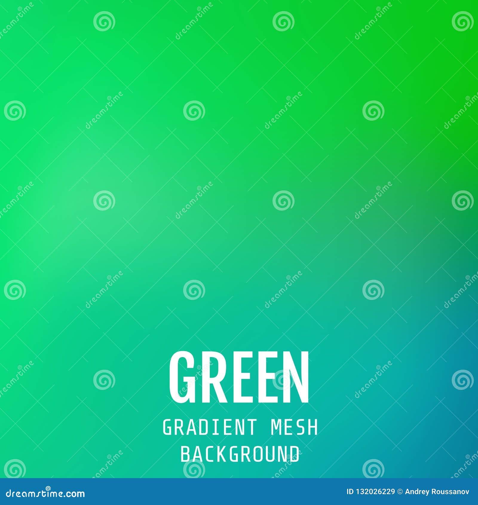 Fondo oriental de la onda de la malla brillante verde de la pendiente del extracto MES