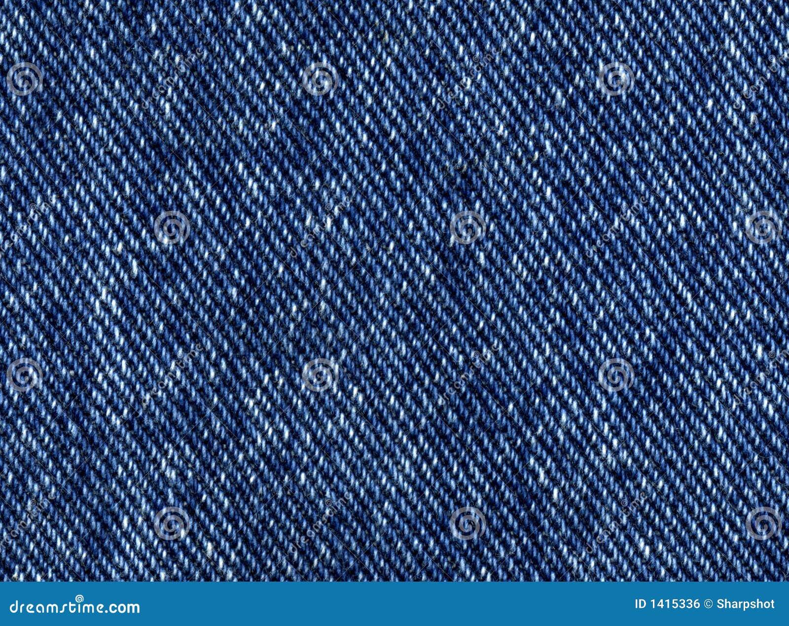 Fondo oscuro de la textura del dril de algodón