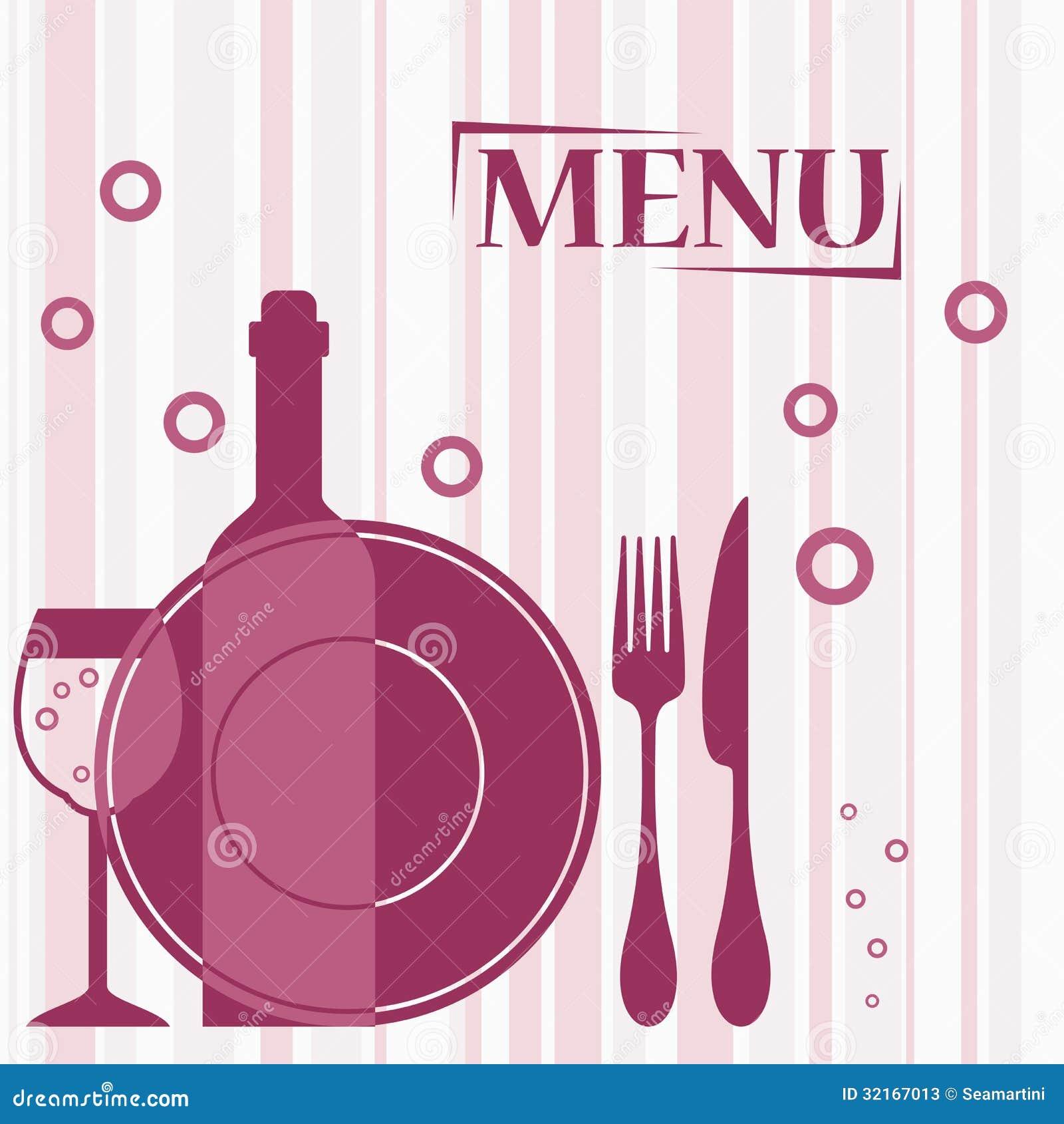 Fondo p rpura para el dise o del men del caf ilustraci n for Disenos de menus para cafeterias
