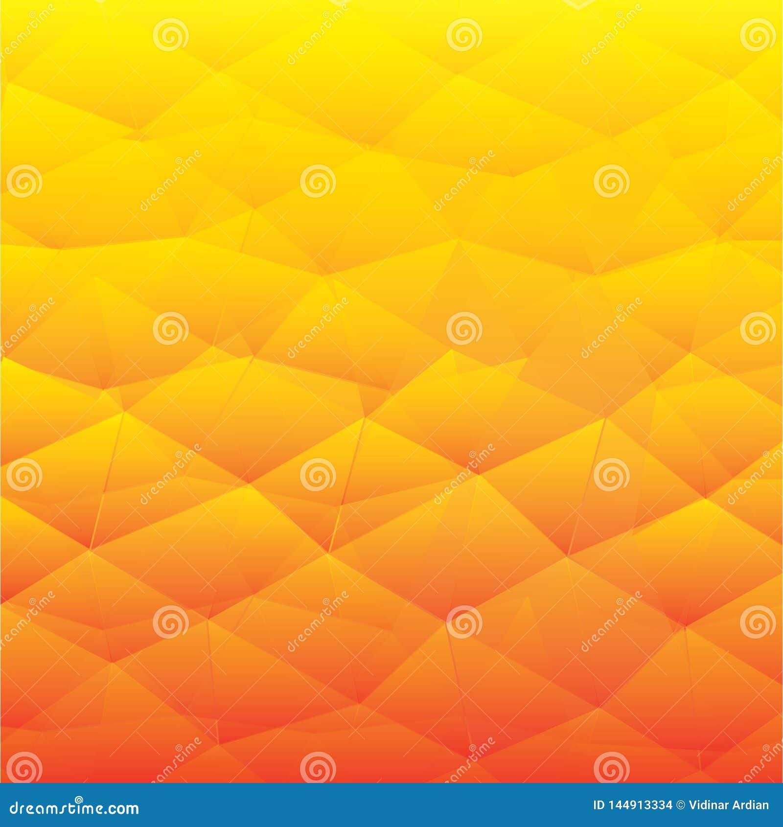 Fondo poligonal texturizado extracto - El fichero del vector