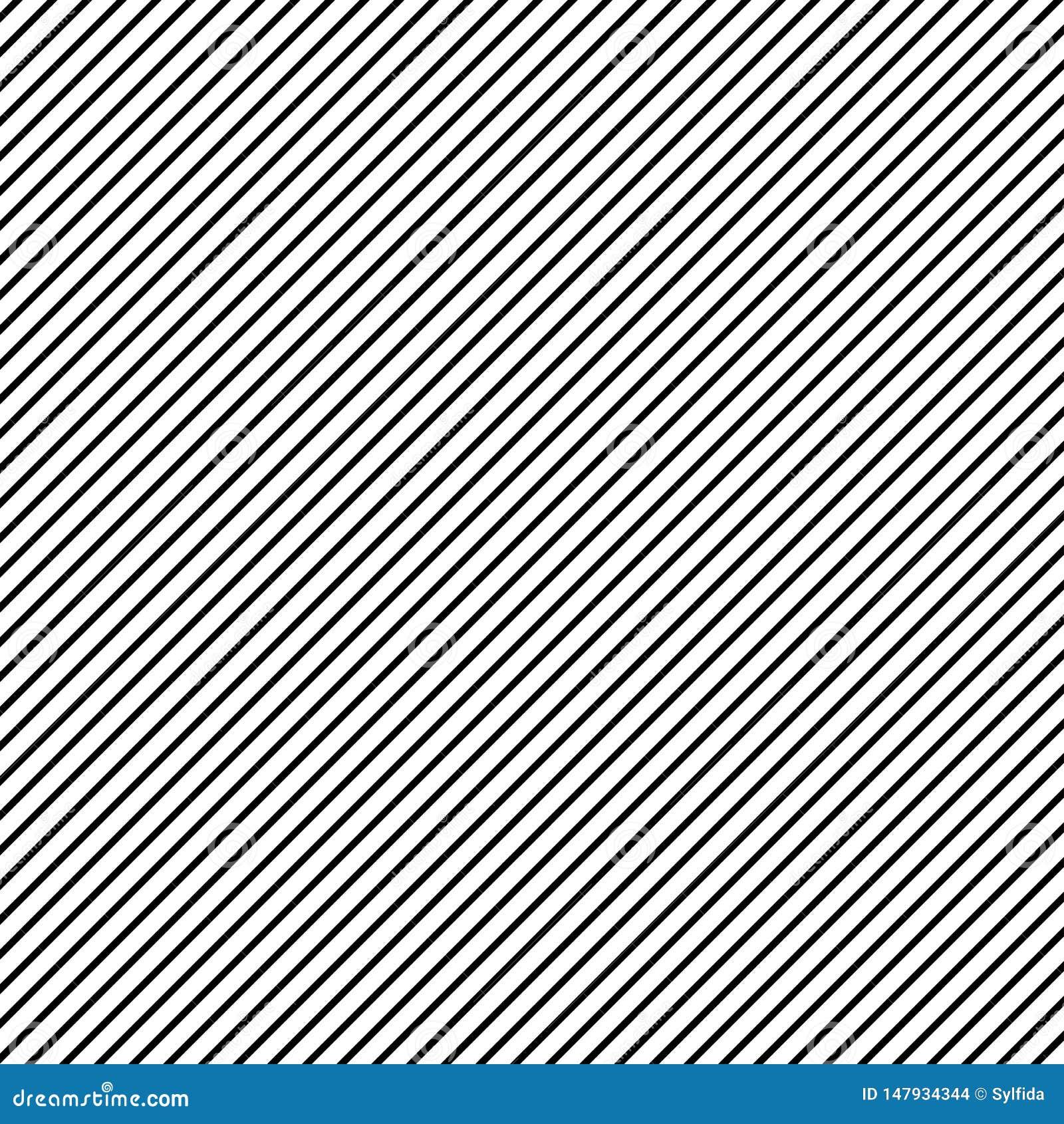 Fondo rayado geométrico con las líneas continuas negras Vector
