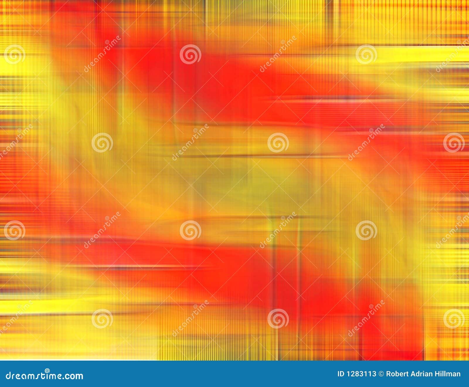 Fondo rojo amarillo