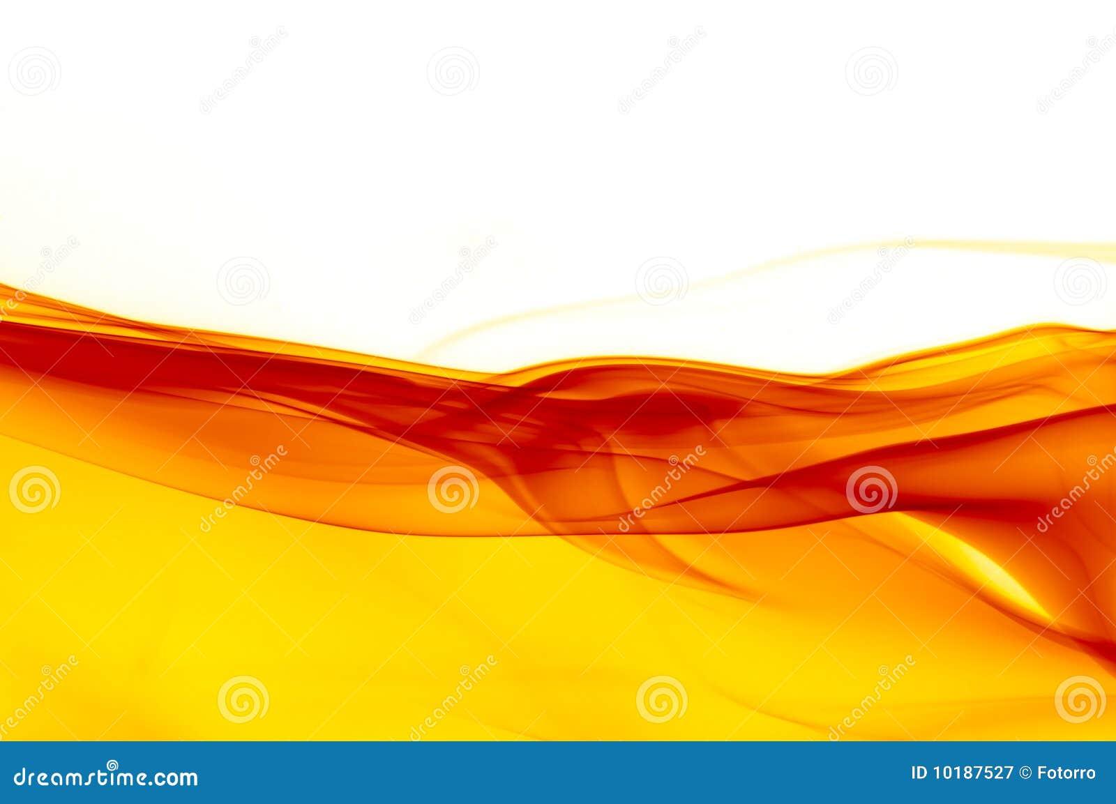 Fondo rojo, amarillo y blanco abstracto