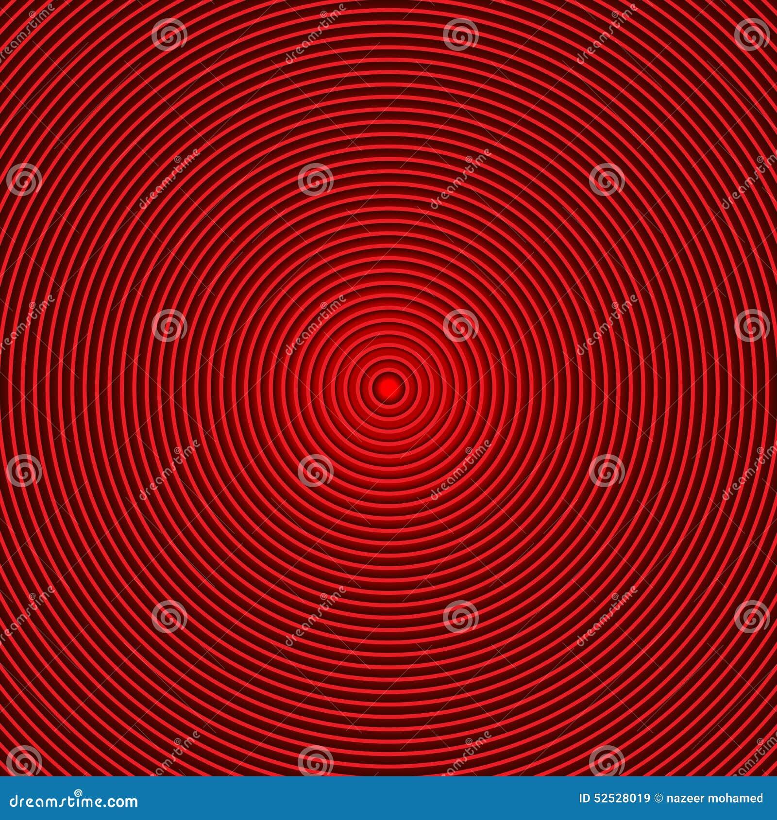 Fondo rojo de la textura, vector abstracto
