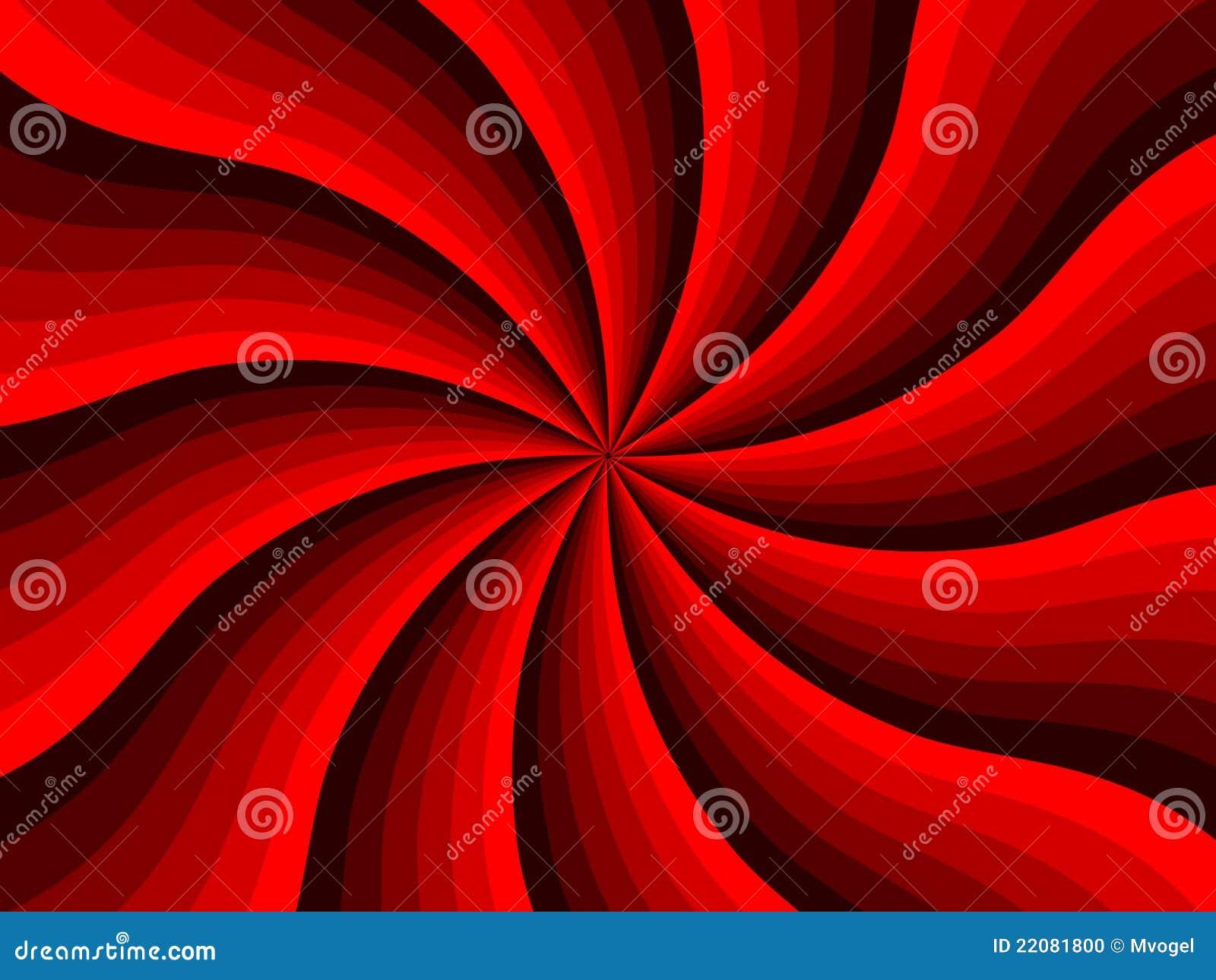 Fondo rojo del remolino de la gama de colores stock de - Gama de colores blanco roto ...