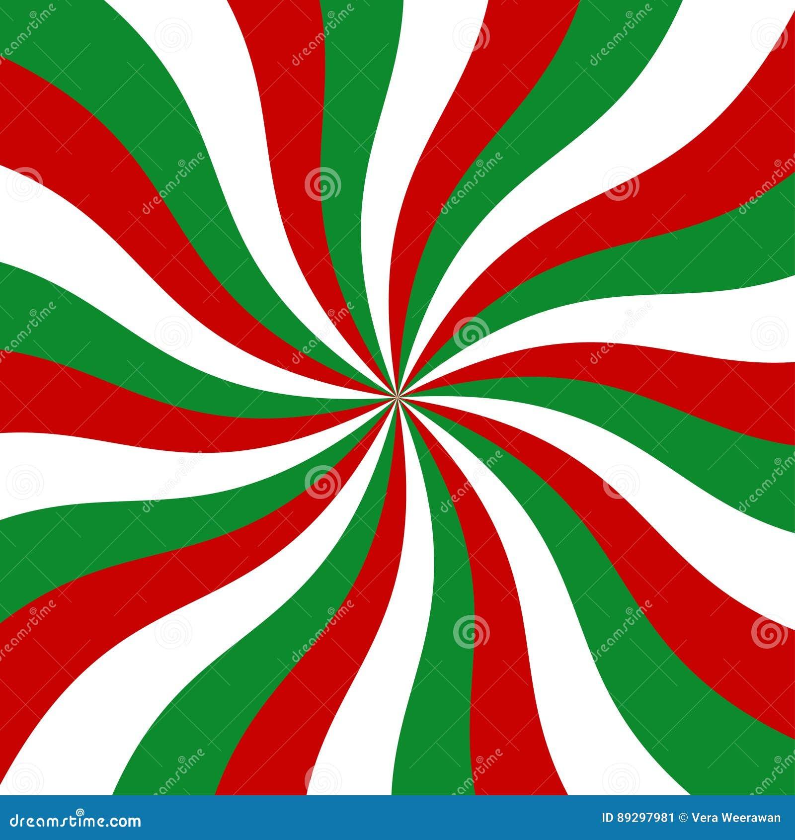Fondo rojo verde y blanco del resplandor solar del vector - Papel pintado rojo y blanco ...