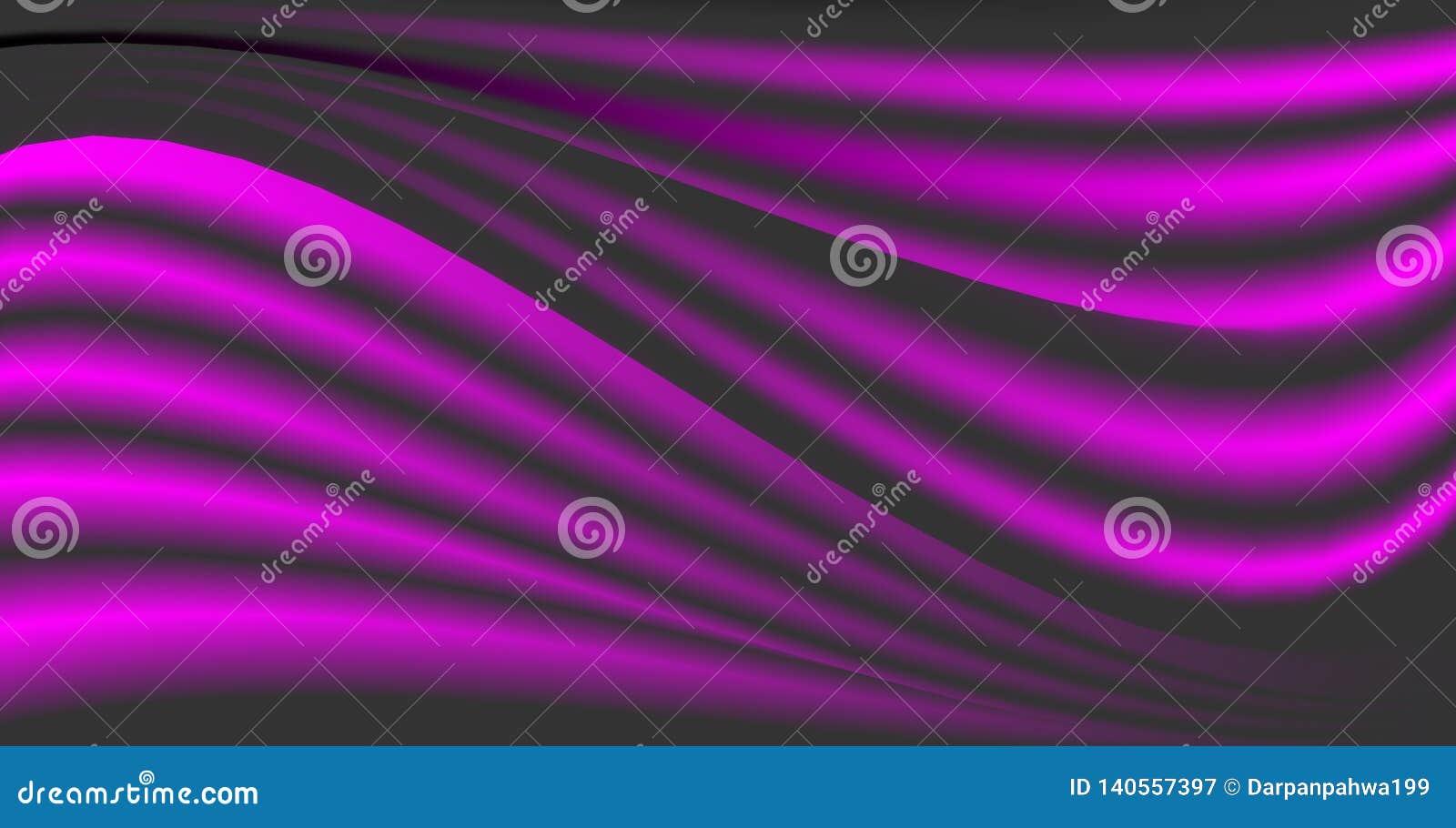 Fondo rosa nero e caldo astratto di vettore di pendenza della maglia
