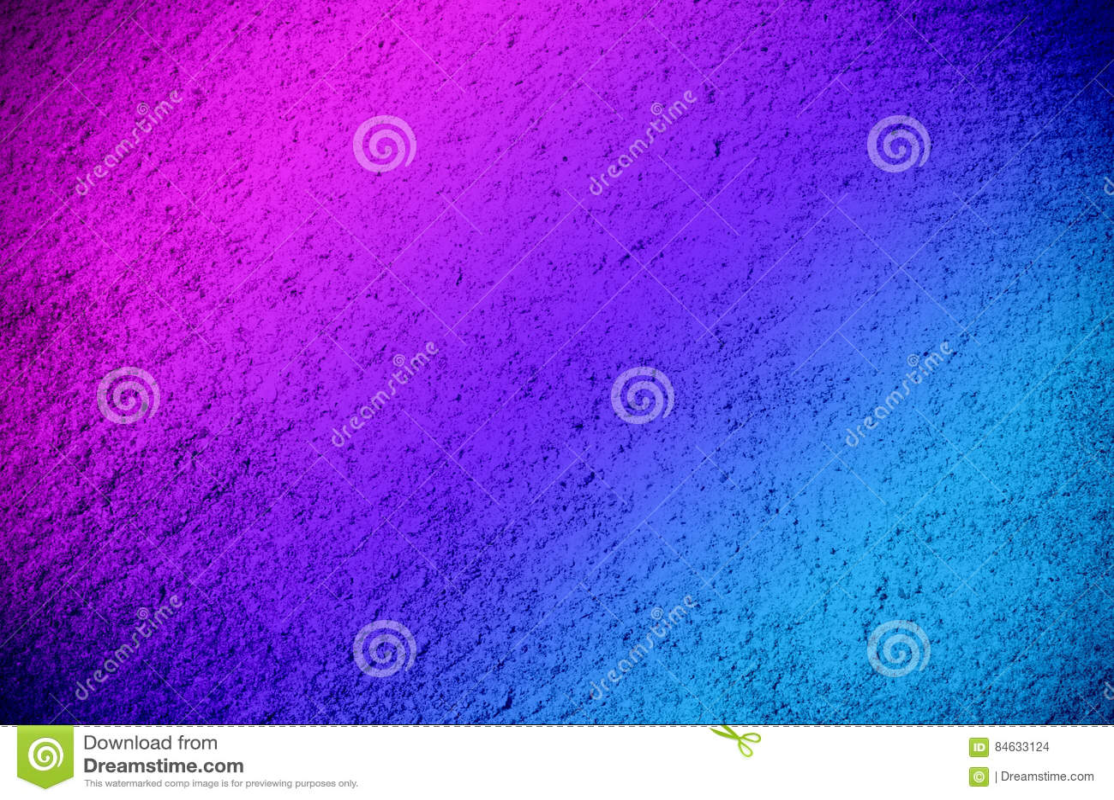 Fondo rosado y azul del extracto de la superficie concreta del cemento del color