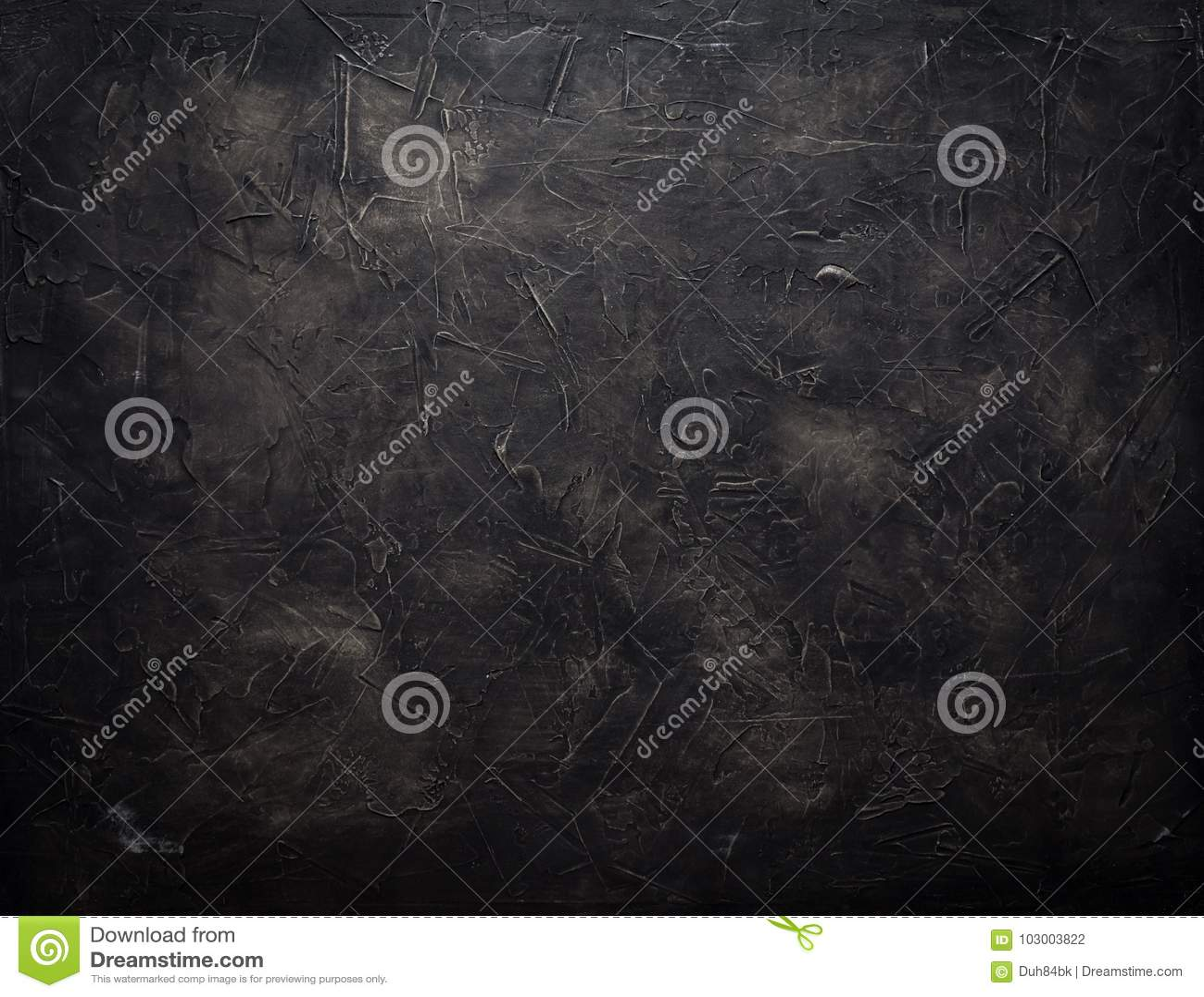Fondo scuro della parete dello stucco dei bei blu navy decorativi astratti di lerciume