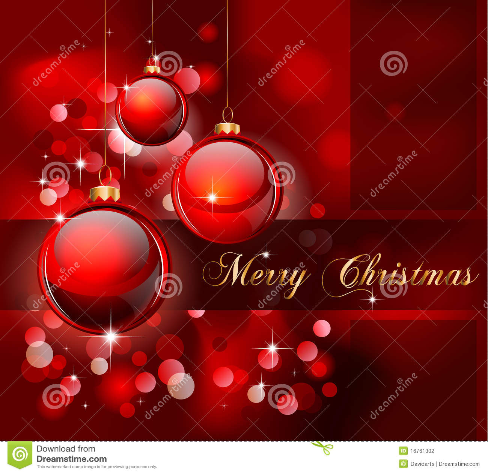Fondo sugestivo elegante de la feliz navidad ilustraci n - Tarjetas de navidad elegantes ...