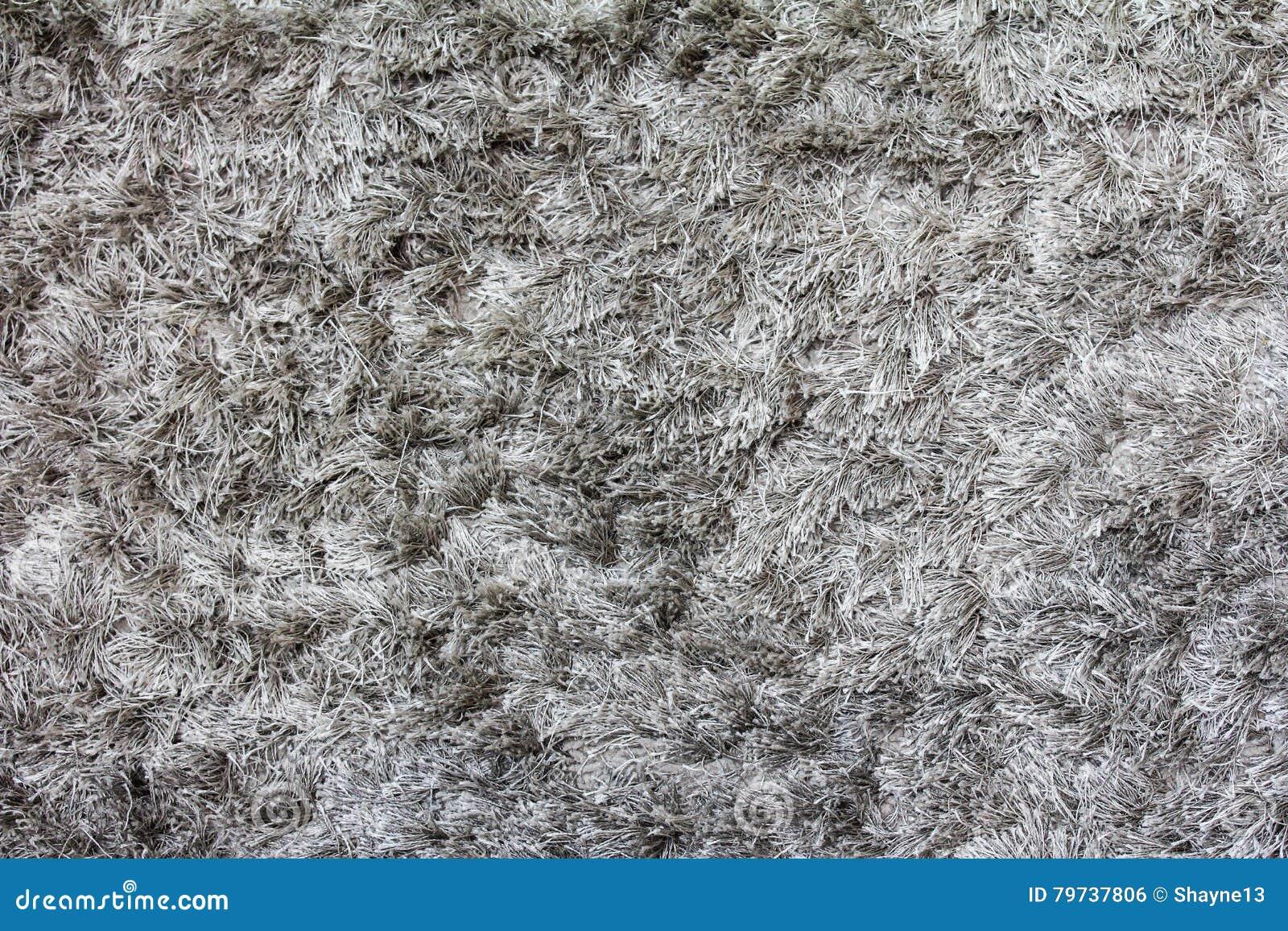 Fondo texturizado alfombra gris