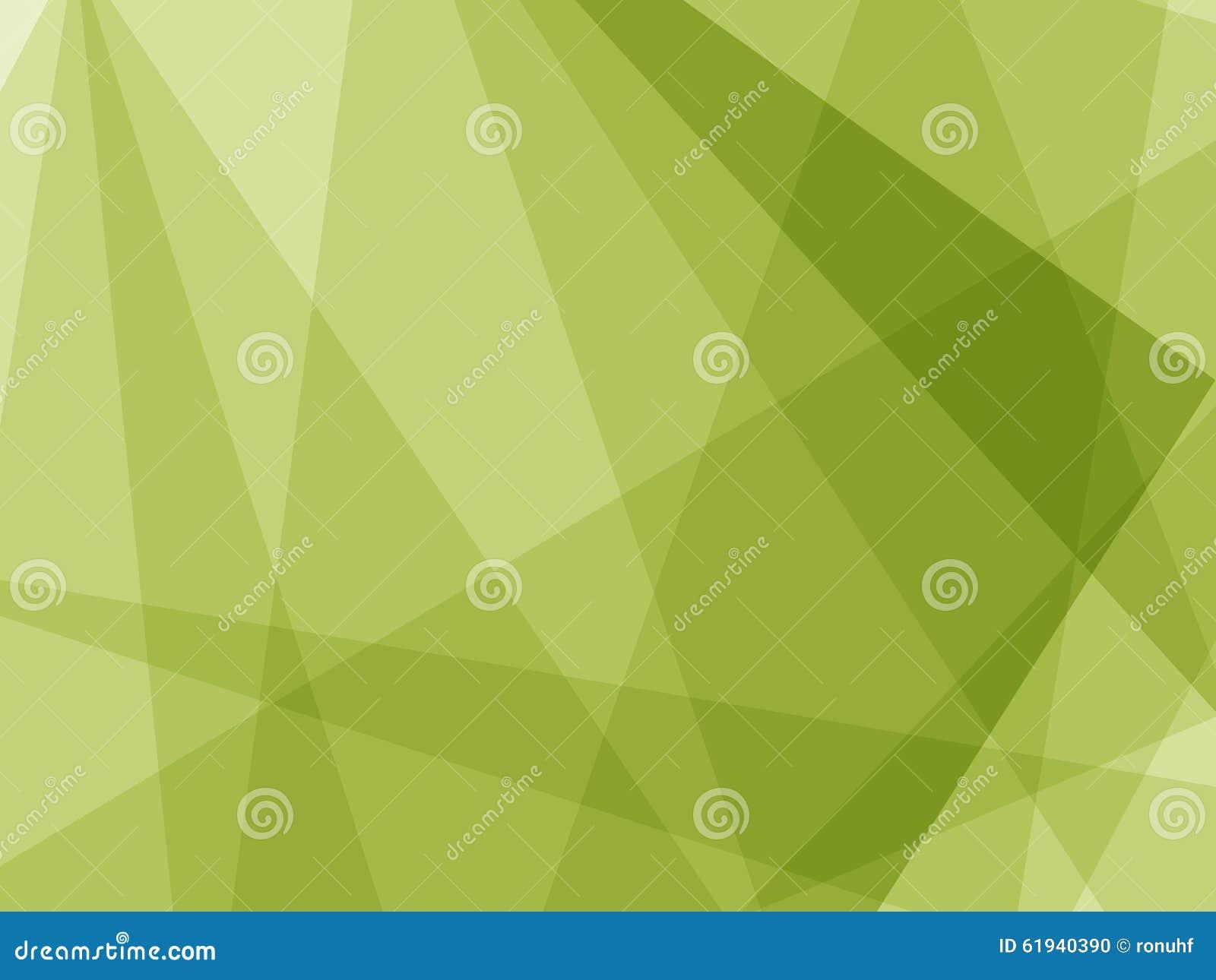 Fondo triangular del polígono bajo