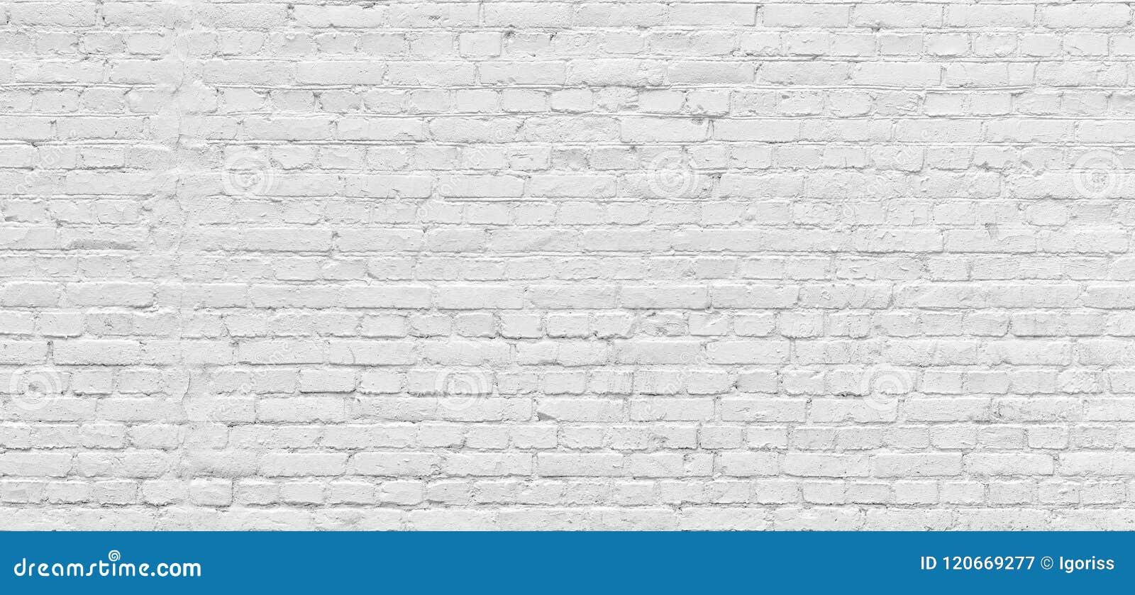 Fondo urbano de la pared de ladrillo blanca en la alta resolución