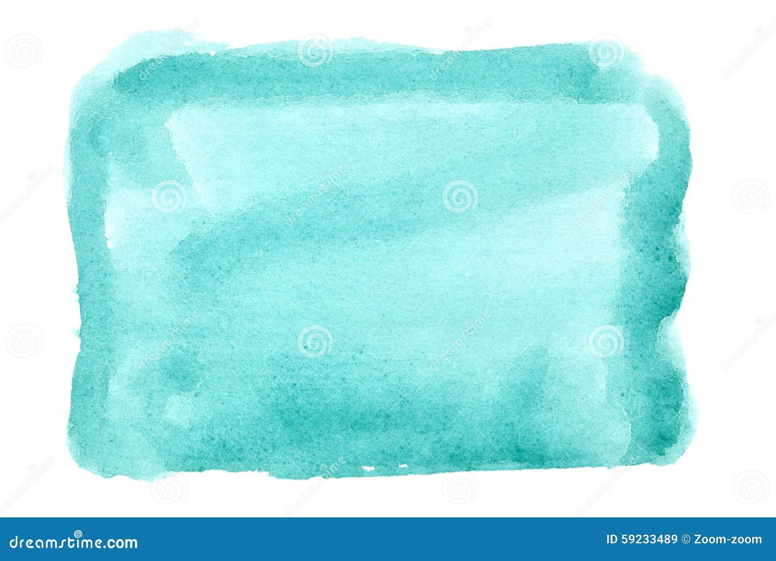 Download Fondo verde de la acuarela stock de ilustración. Ilustración de elemento - 59233489