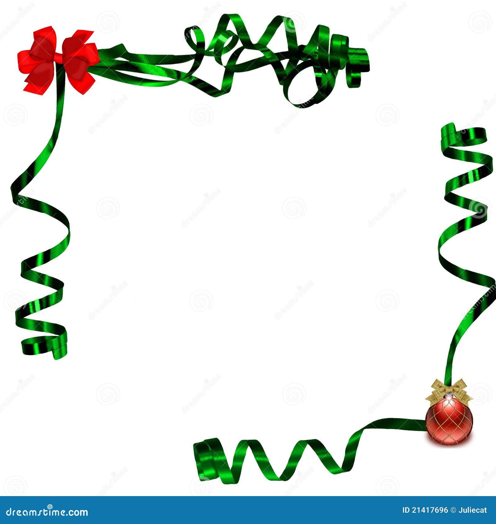 Fondo verde rojo de las cintas de la navidad stock de - Cinta de navidad ...