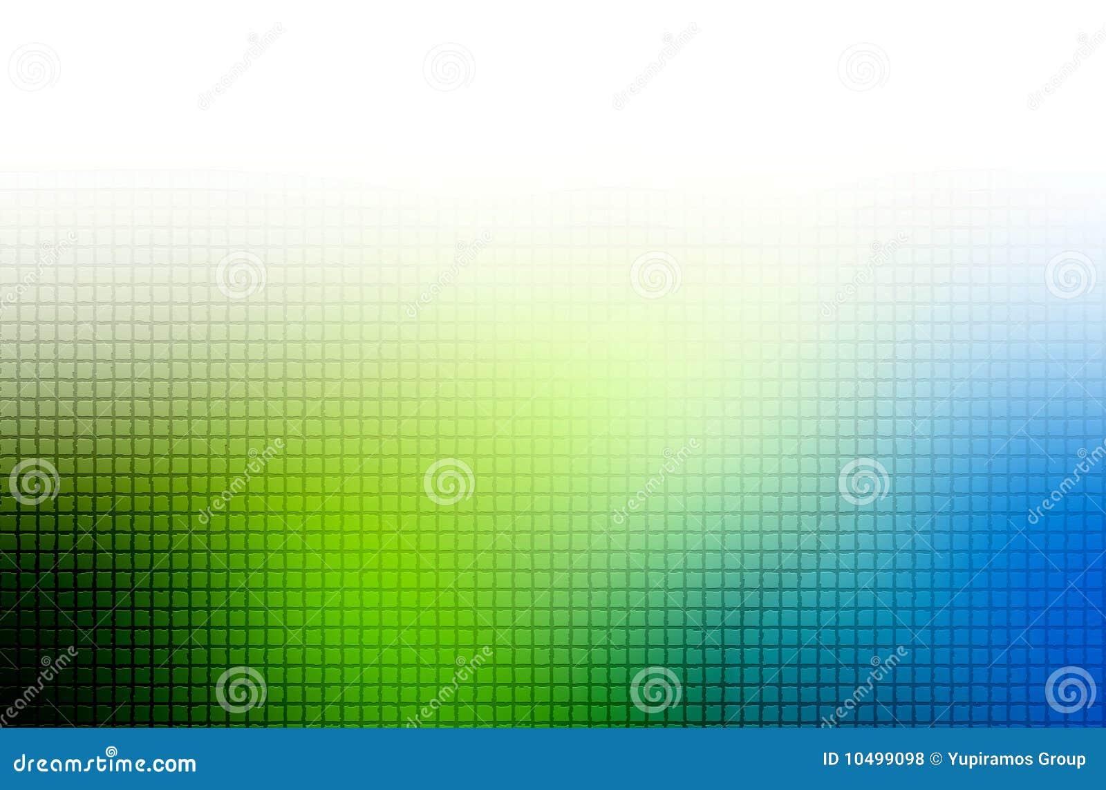 Fondo Blanco Con Verde: Fondo Verde Y Azul Stock De Ilustración. Ilustración De