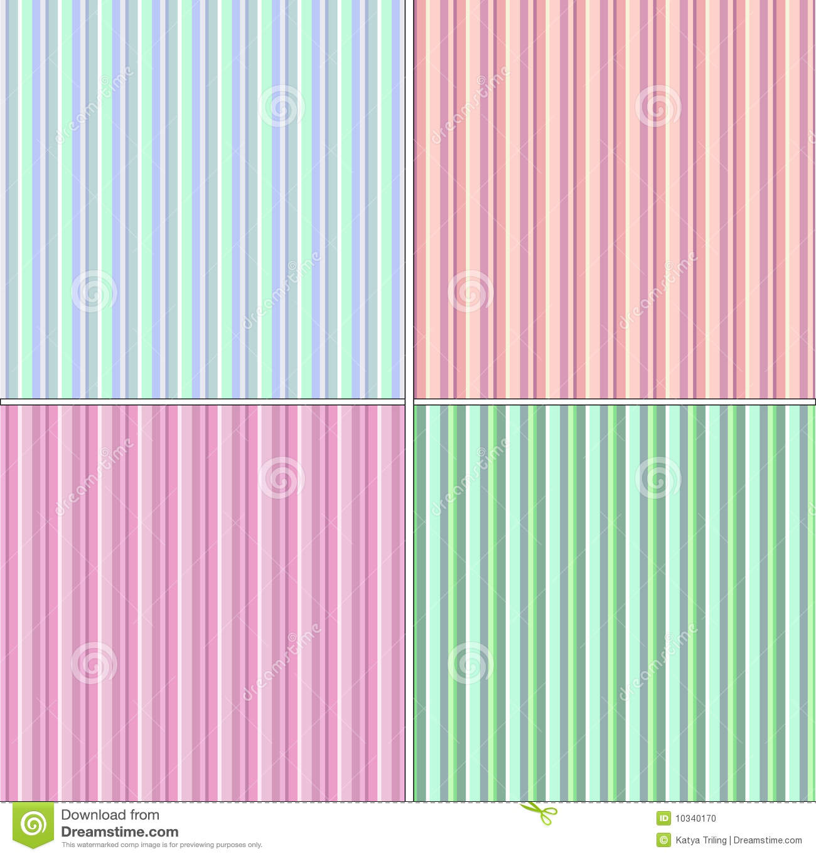 Fondos rayados ilustraci n del vector ilustraci n de - Papel de pared de rayas ...