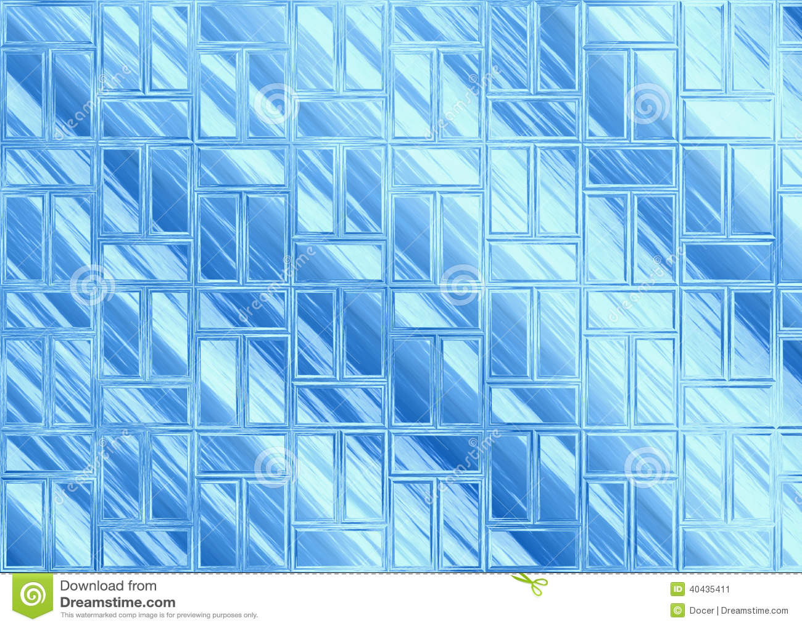 Fondos transparentes azules abstractos del vidrio de - Precio del vidrio ...