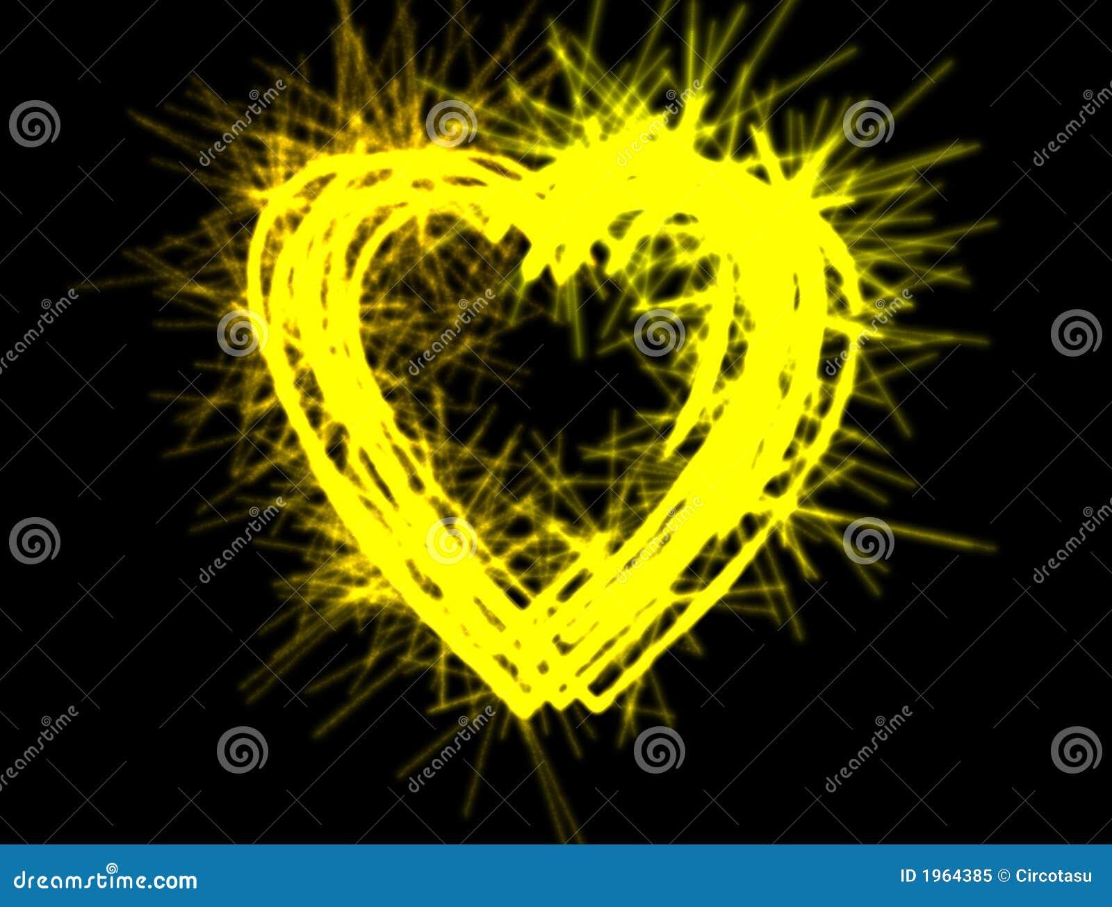 Fonkelend hart
