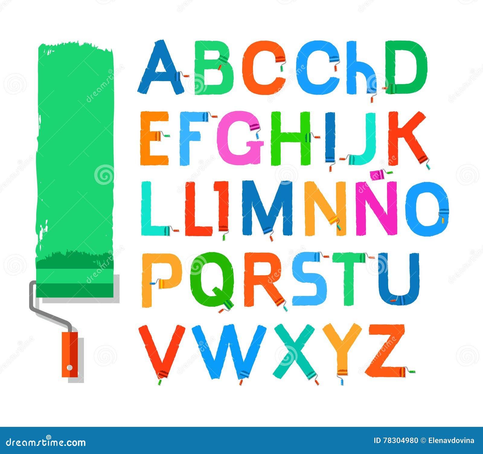 Abcdefghijklmnopqrstuvwxyz Alphabet Letters