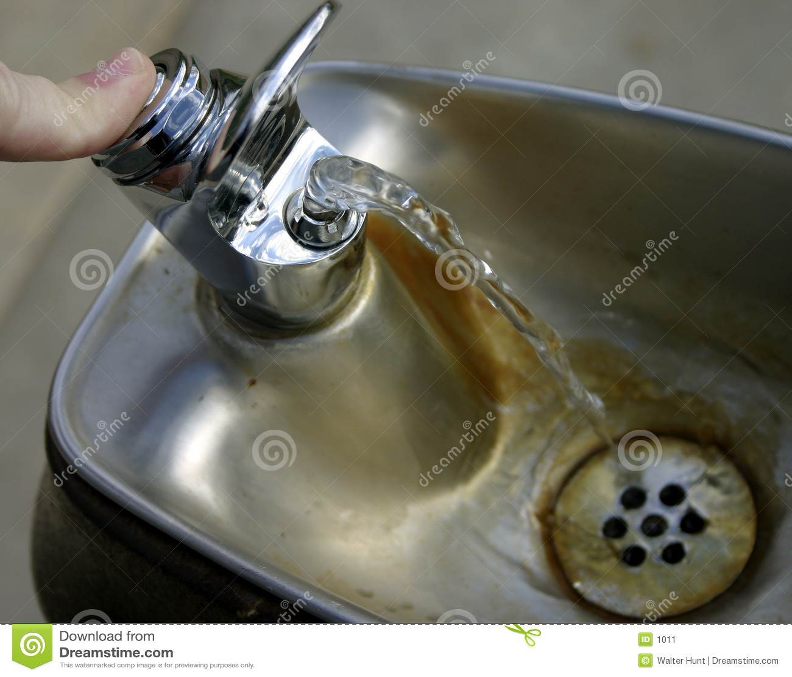 Fontaine d eau
