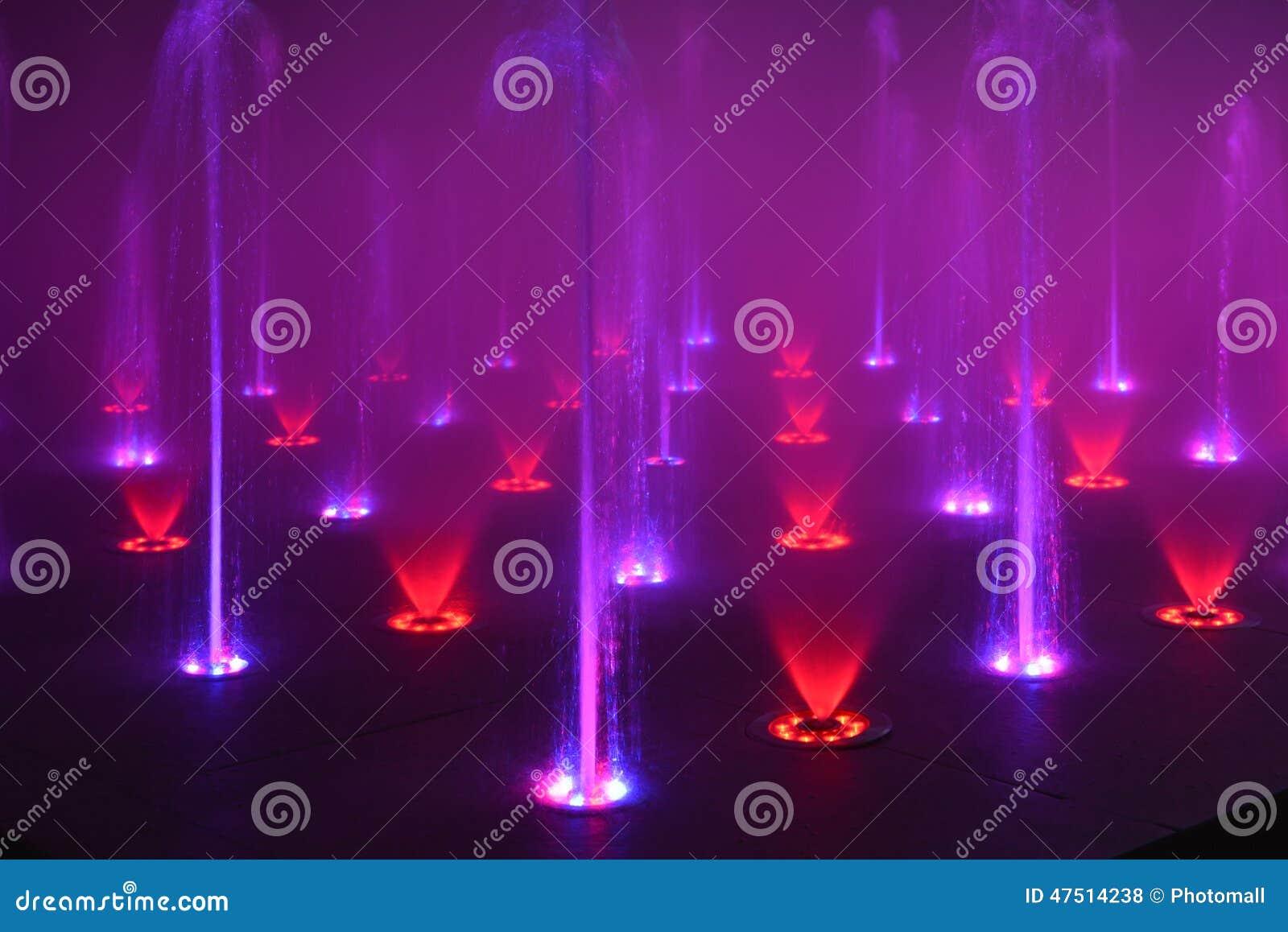 Fontaine de musical de crochet de musique de fontaine de chant de fontaine de musique