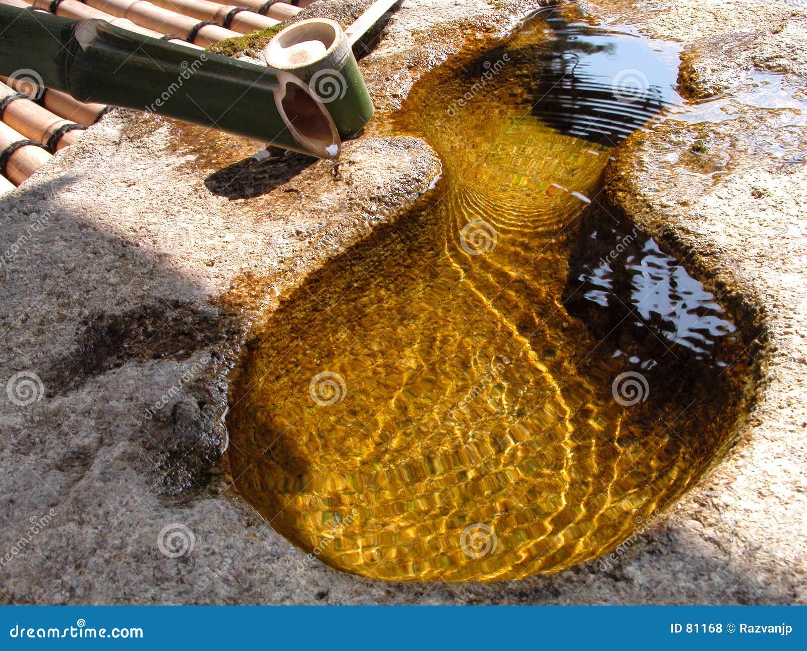 Fontaine en bambou photos libres de droits image 81168 - Fontaine en bambou ...