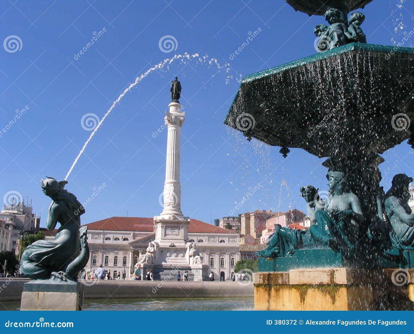 Fontaine - Lisbonne