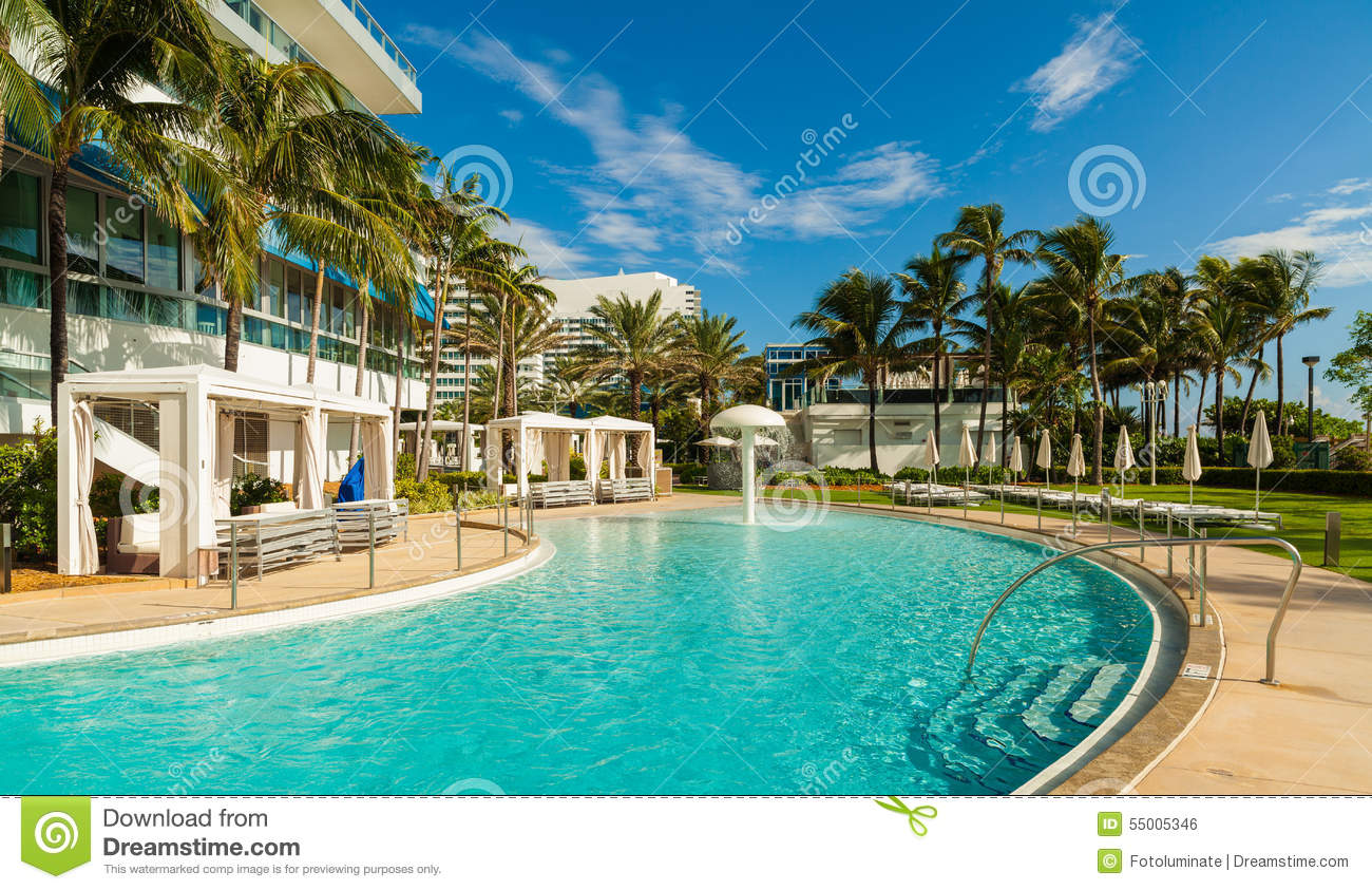 Fontainebleau Hotel Editorial Photo Image Of Miami Hotel 55005346