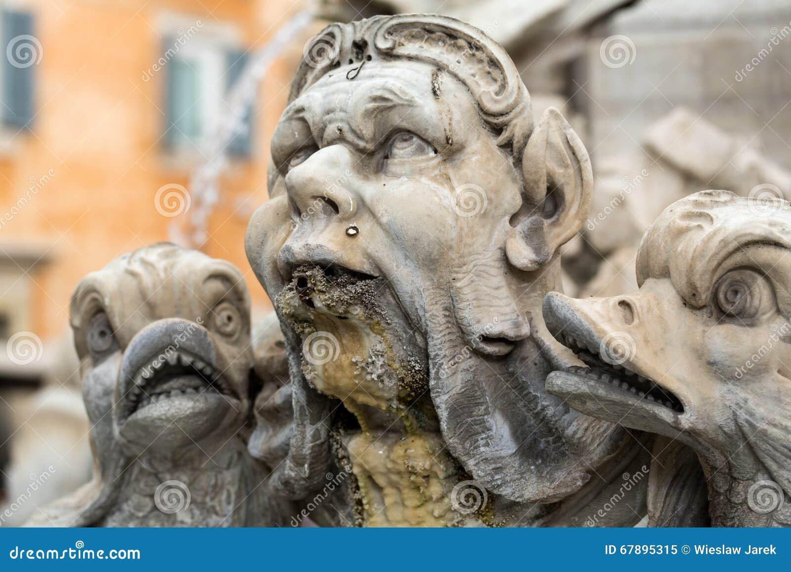 Fontana Del Panteon